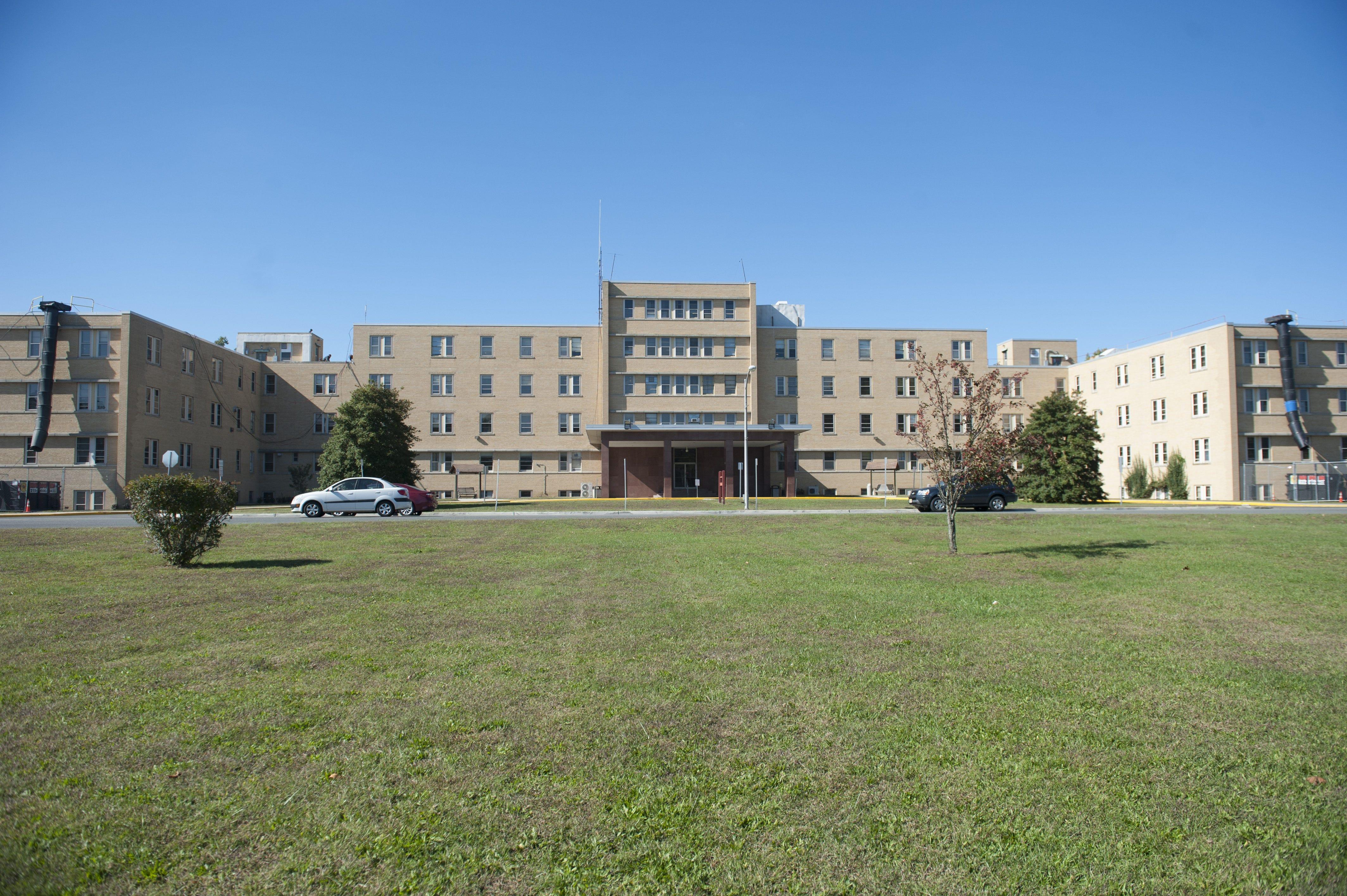 Ancora Psychiatric Hospital, Winslow Twp., Camden County