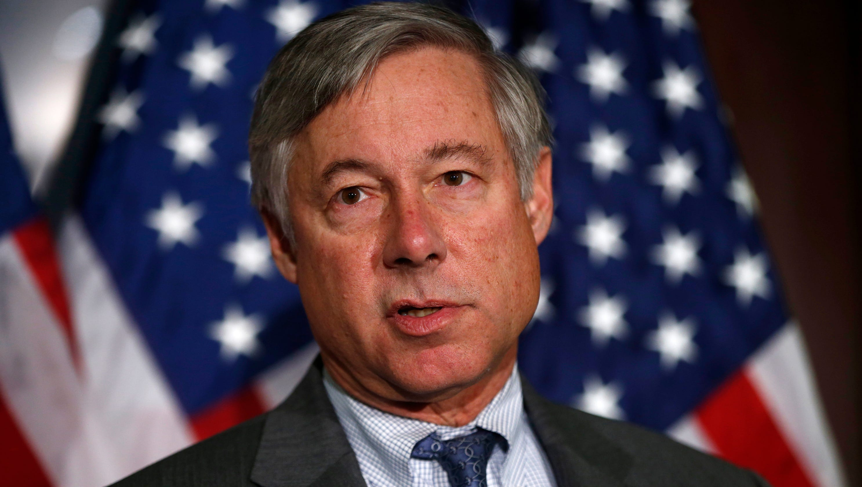 Michigan's Fred Upton will vote to impeach Trump, says 'enough is enough'