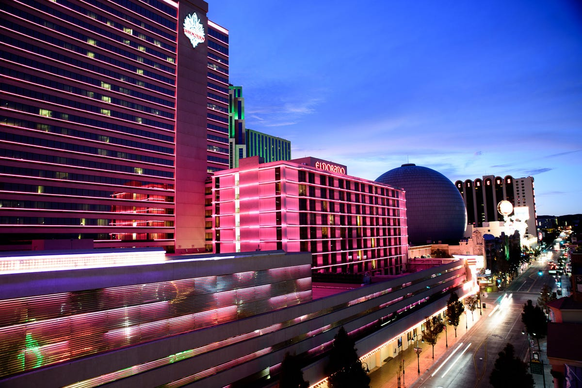 Biggest little gamble: Reno hotel-casino company expands
