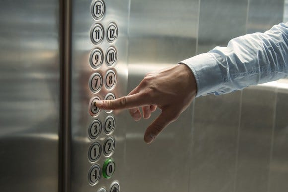 Woman killed in gruesome elevator accident after giving birth at hospital in Spain