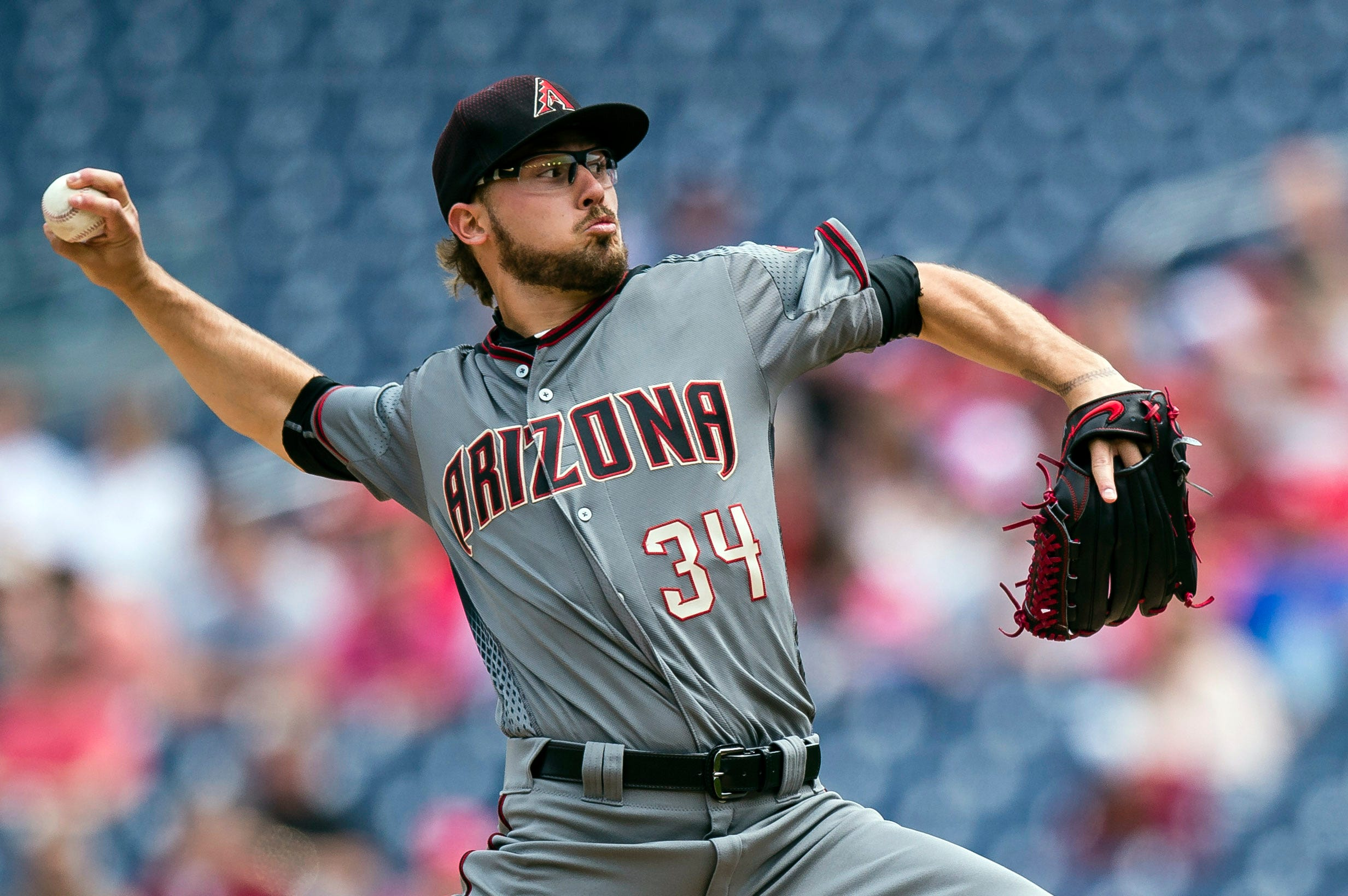 D-Backs cap road trip with Shipley on mound against Marlins