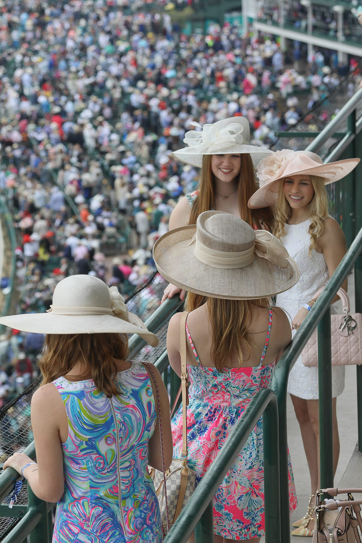 3d92667eb Kentucky Derby fashion: hats, dresses, ties & what not to wear
