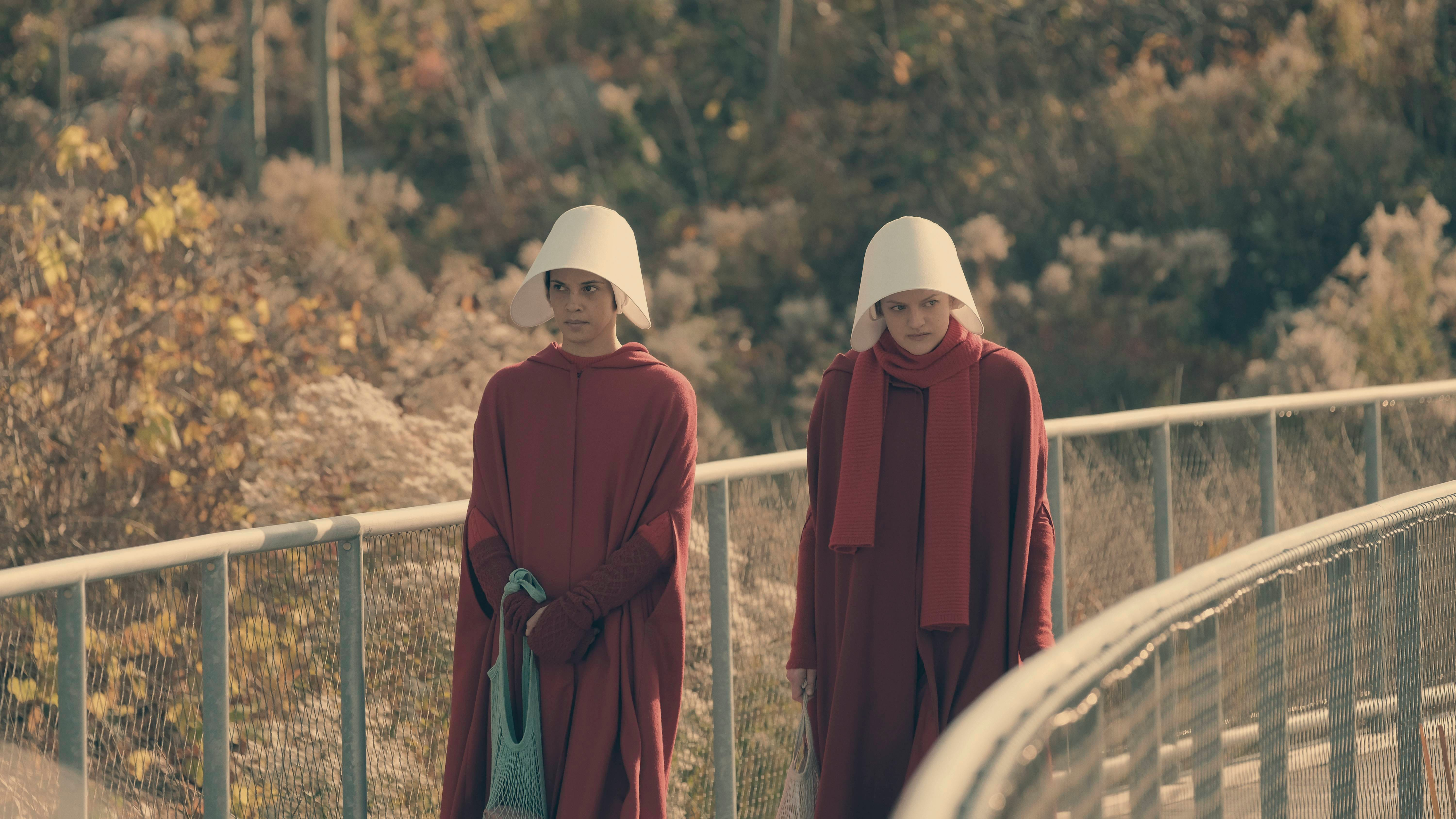 Sexy 'Handmaid's Tale' Halloween costume sparks outrage