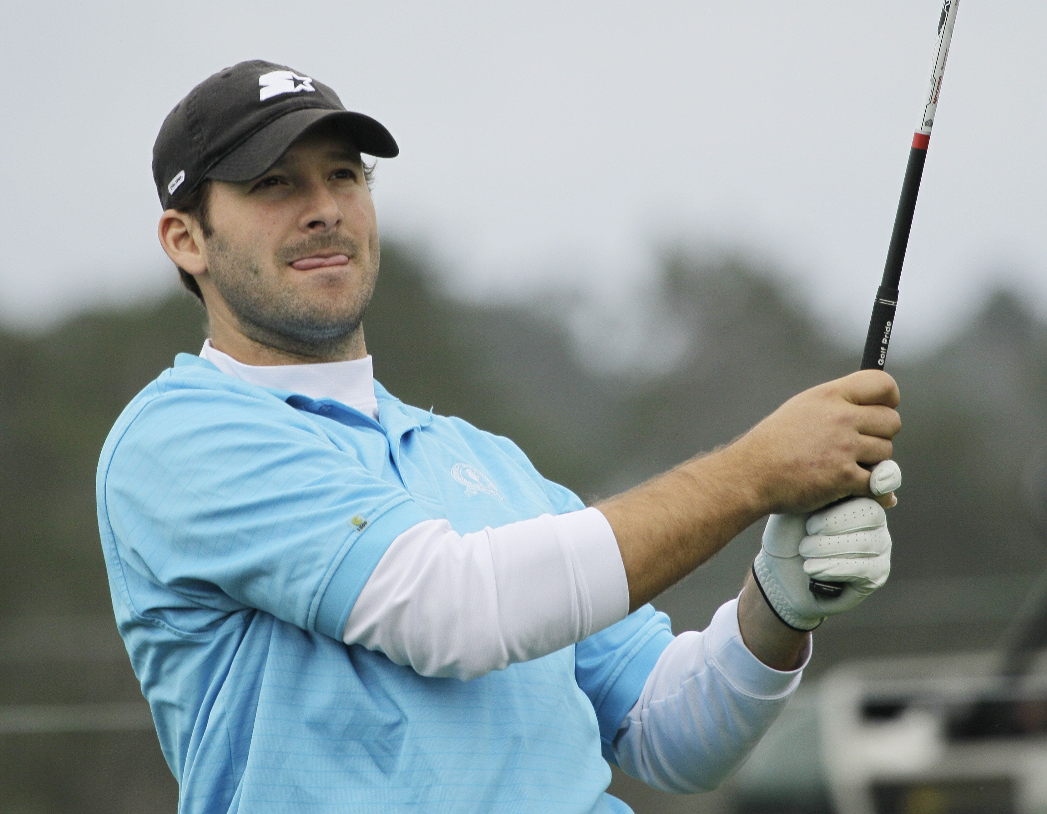 Tony Romo to compete in U.S. Open qualifier on Monday