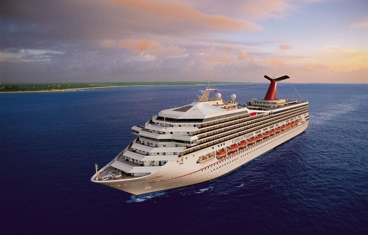 Carnival cruise ship Triumph to be renamed Sunrise after huge makeover