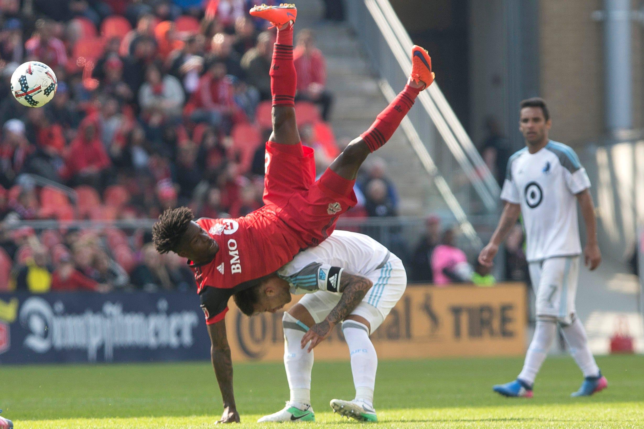 Toronto FC's Michael Bradley wants MLS schedule improvements