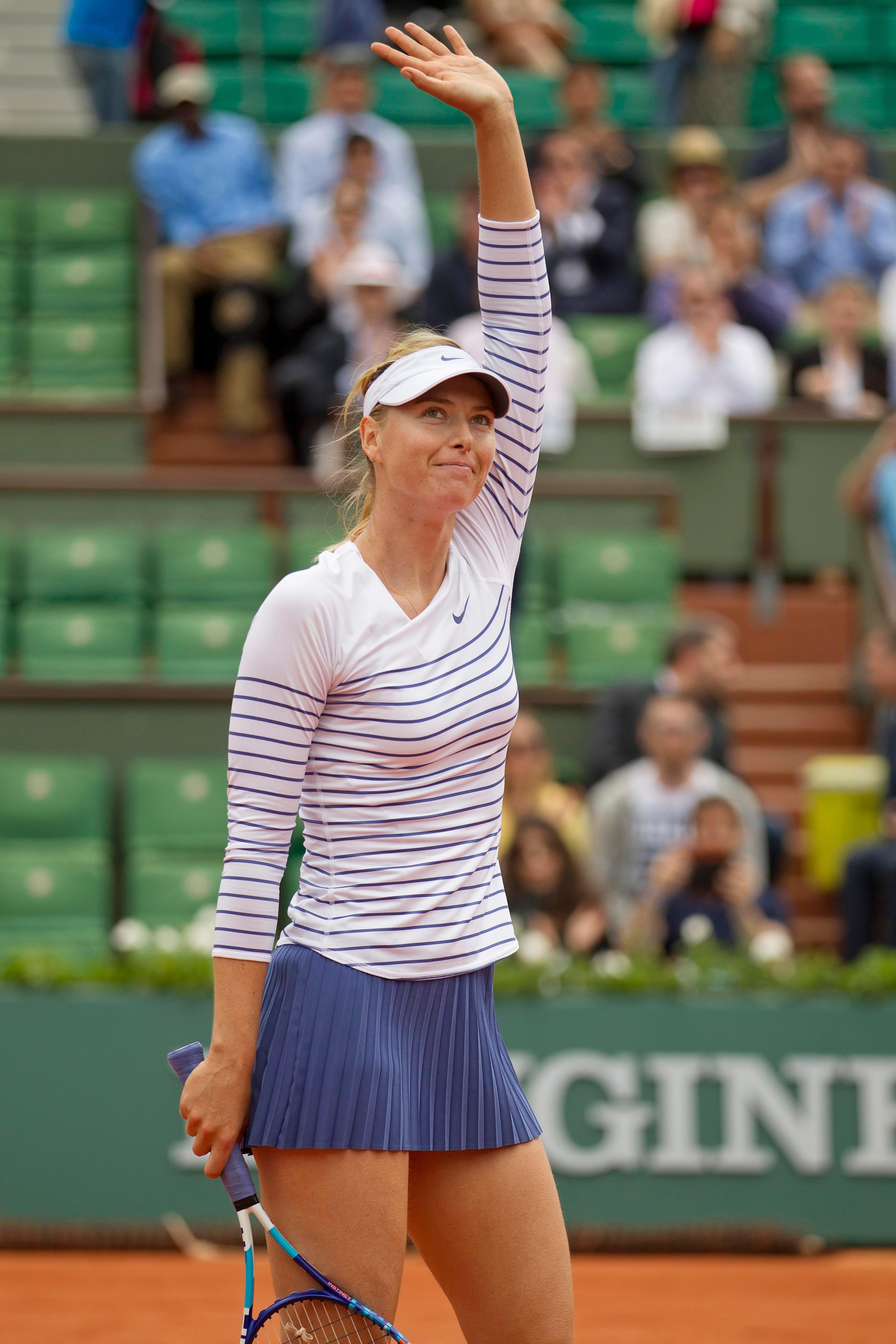 636306072704095994-USATSI-8583585 Maria Sharapova responds to French Open denial: Nothing can stop my dreams