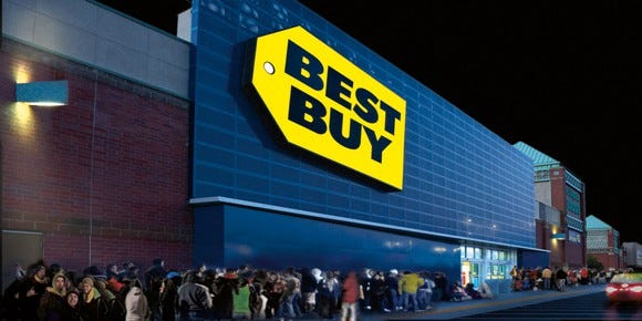 Best Buy releases Black Friday ad with Apple doorbusters, TV deals and early savings