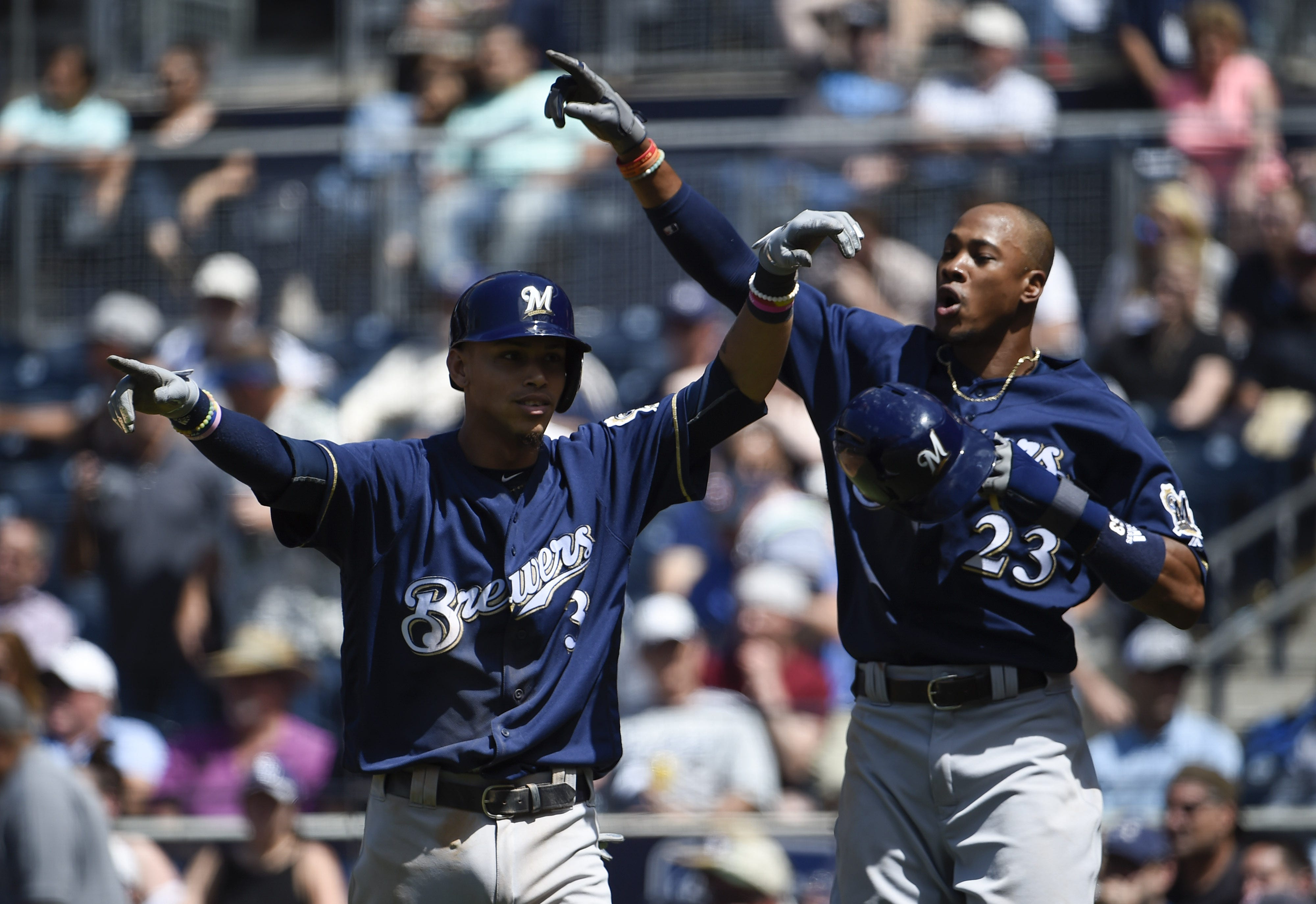 Podcast: First-place Brewers riding hot streak
