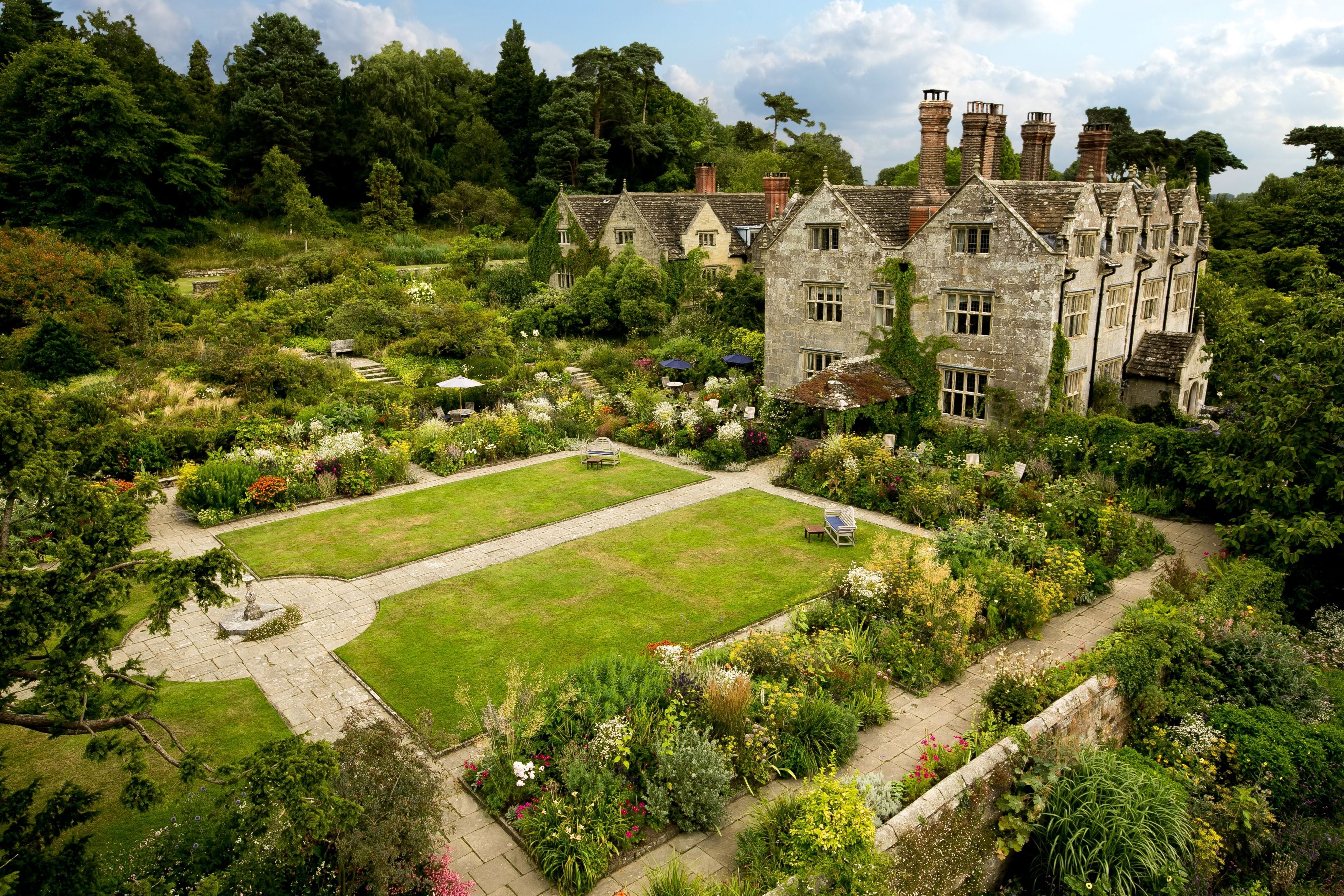 Photo tour: British hotels with gorgeous gardens | USA Today