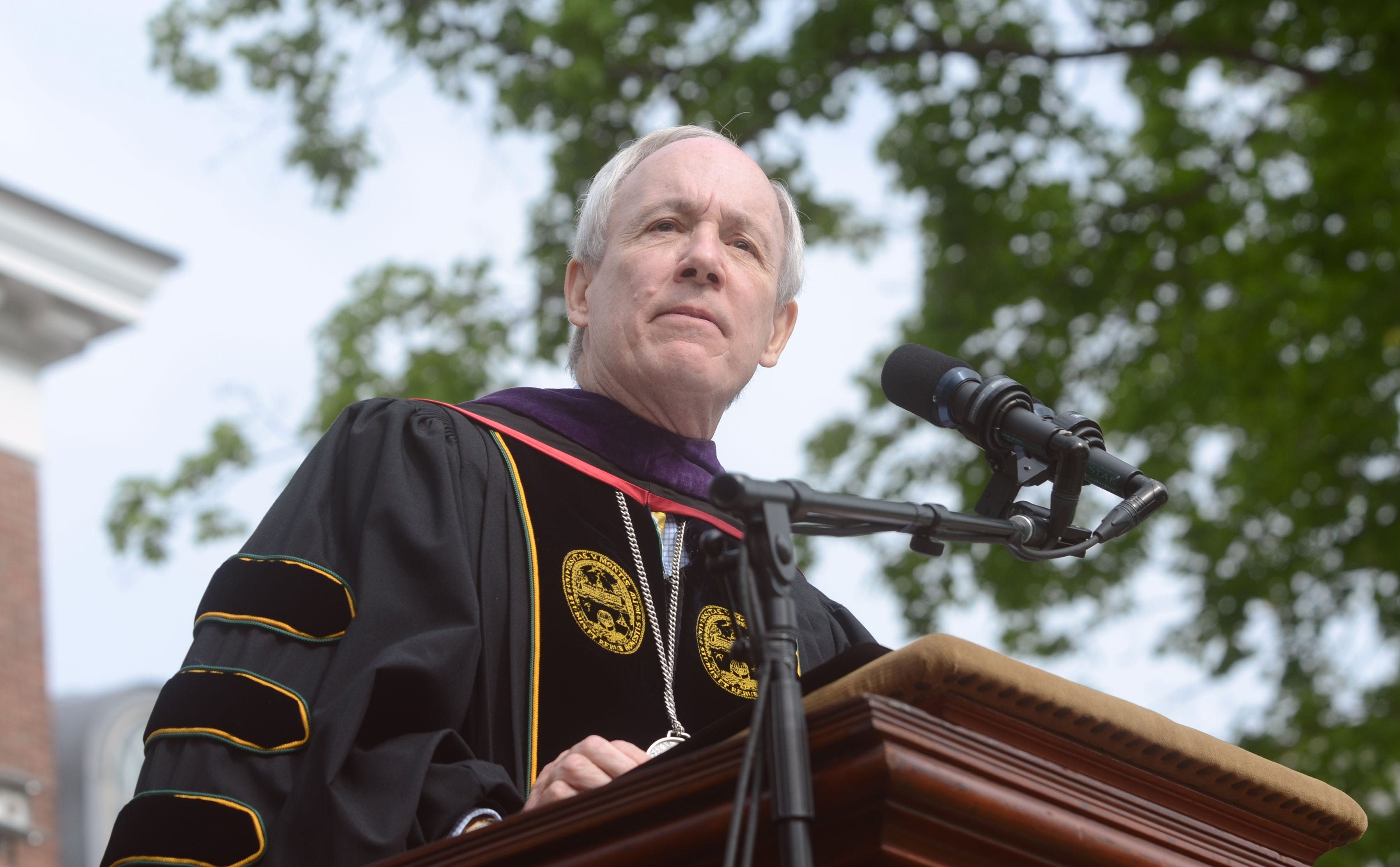 UVM President Sullivan to step aside in 2019 to complete book on campus free speech | Burlington Free Press