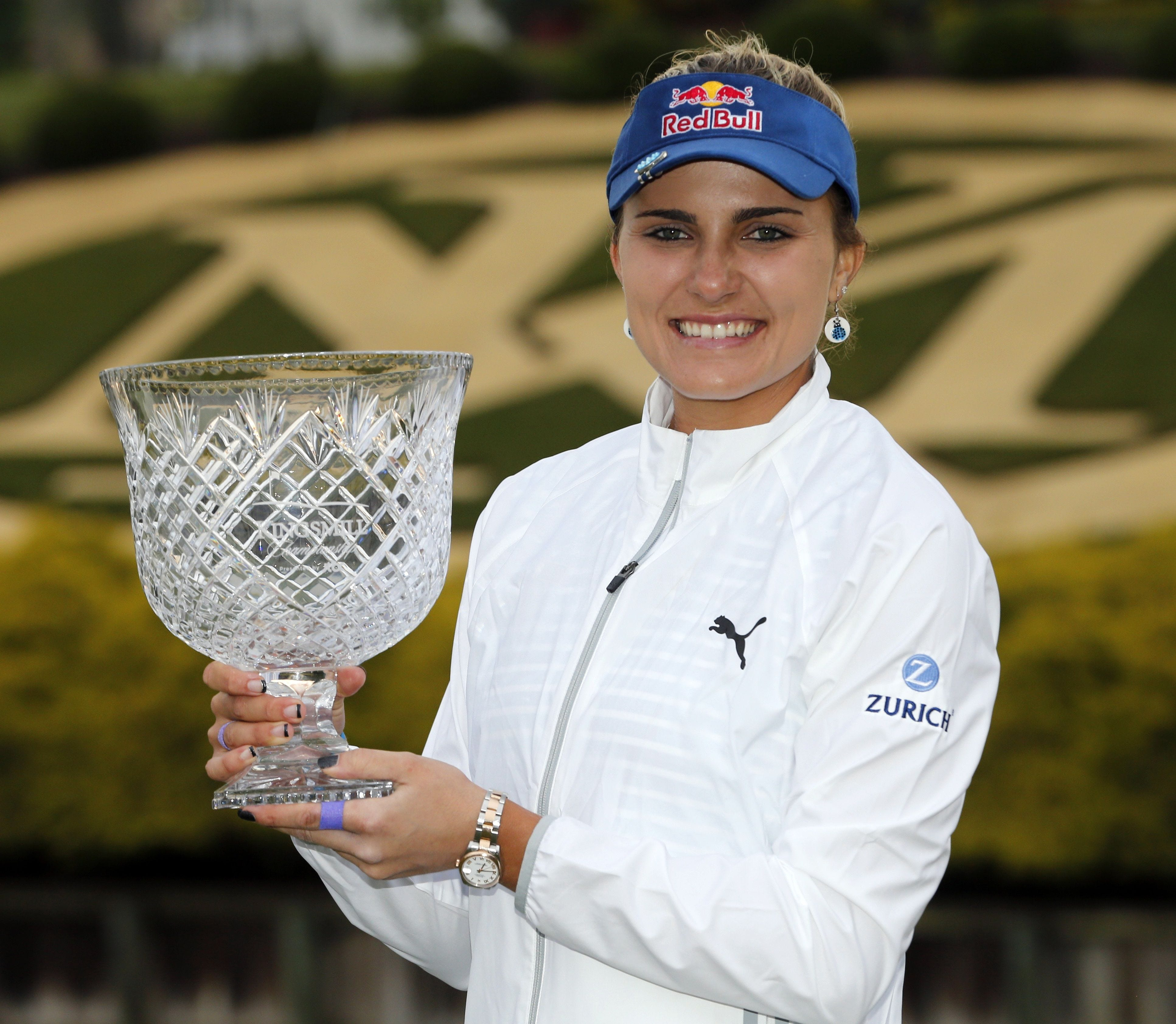 Lexi Thompson Nearly Flawless For Wire To Wire Win At