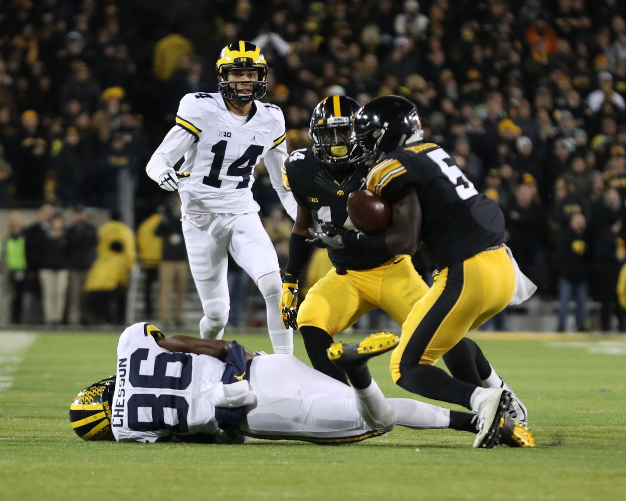 Leistikow: Necessary search for Hawkeyes' next secondary star