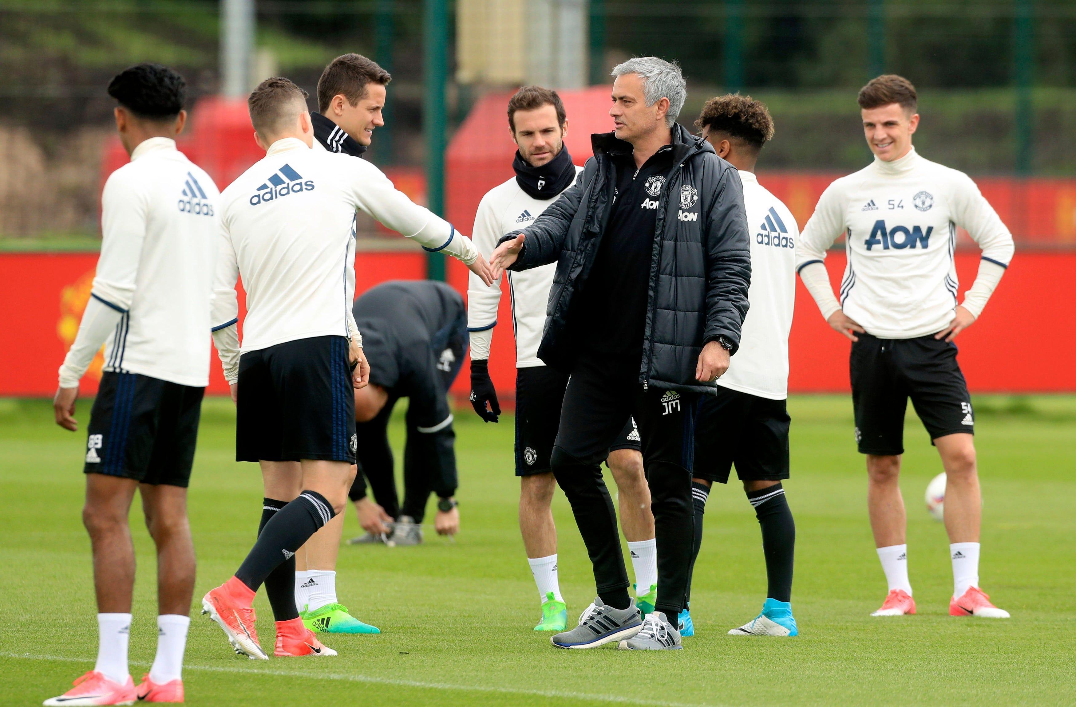 Man United's season hinges on winning Europa League final