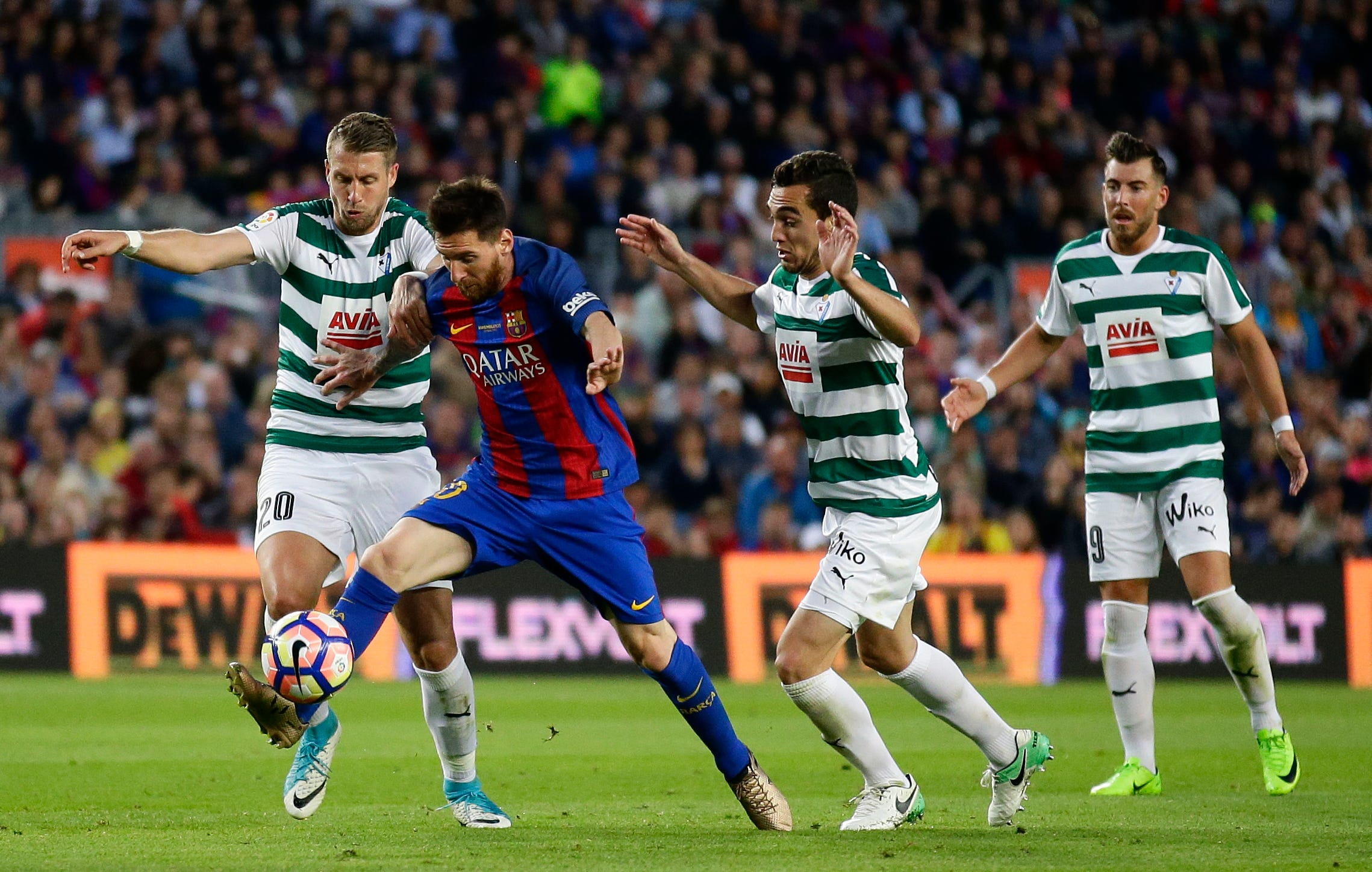 Barcelona and the Spanish league that got away