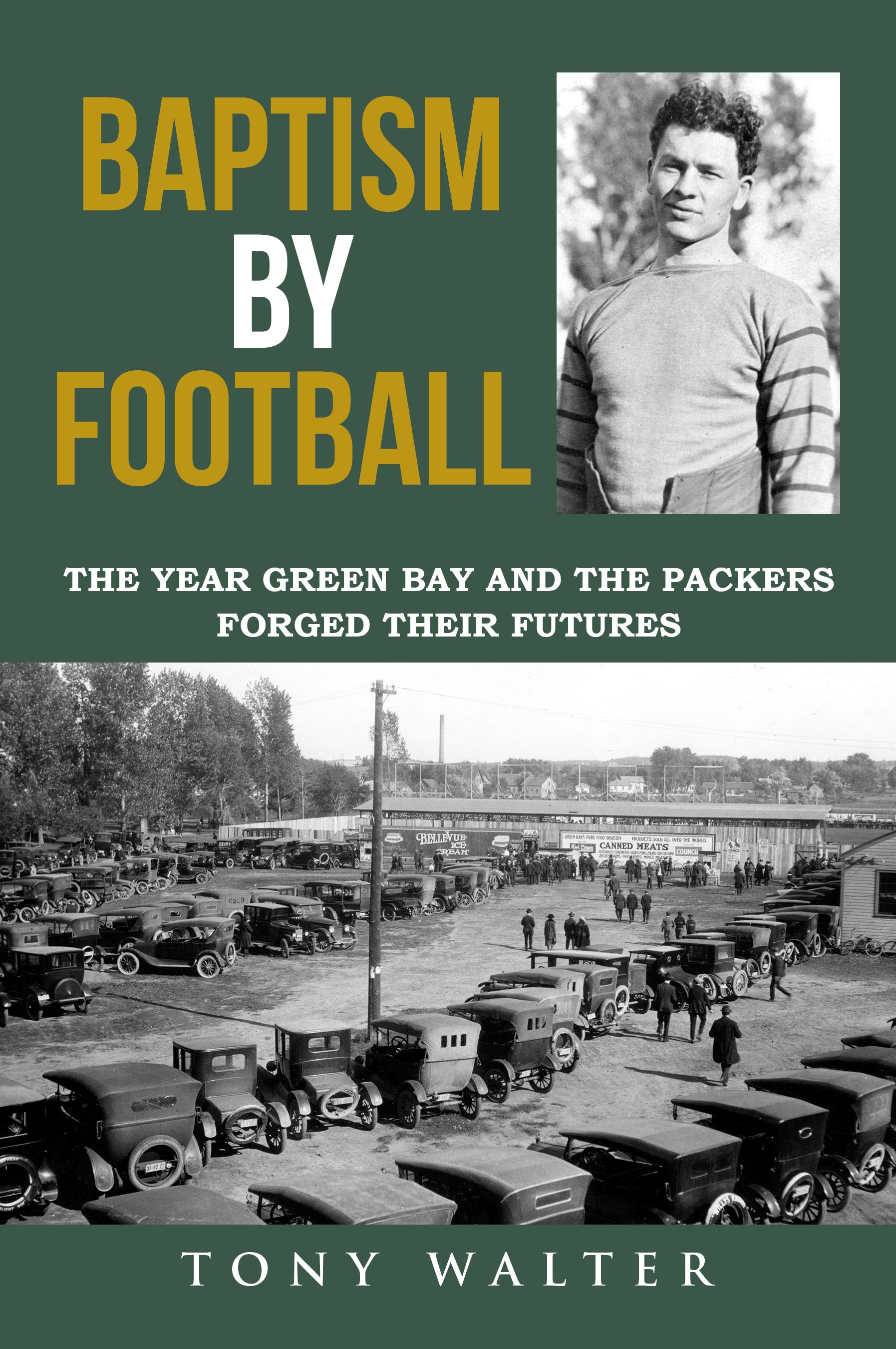 New book 'Baptism by Football' recounts critical year for Packers, Green Bay