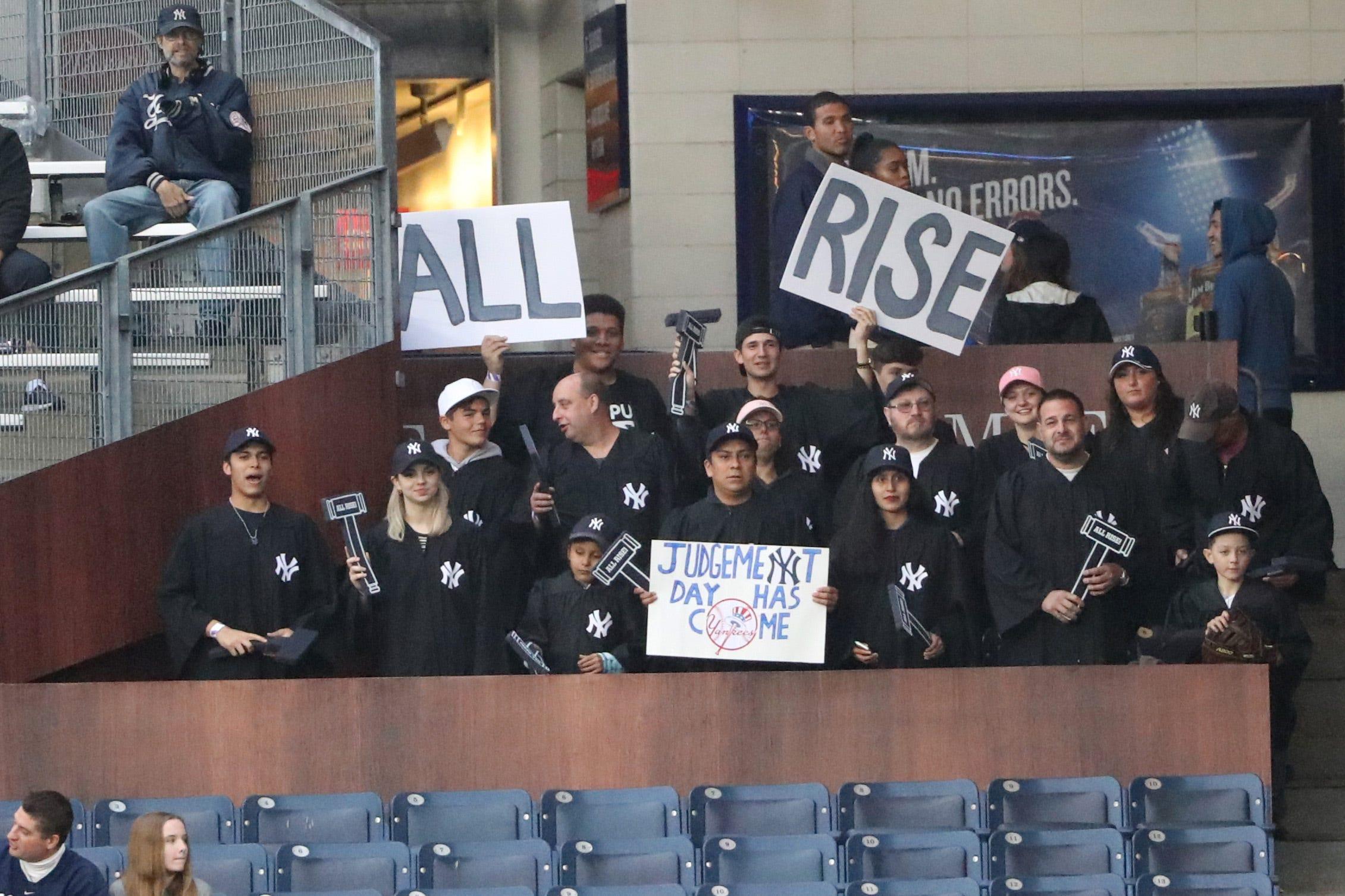 Judge's Chambers debuts at Yankee Stadium