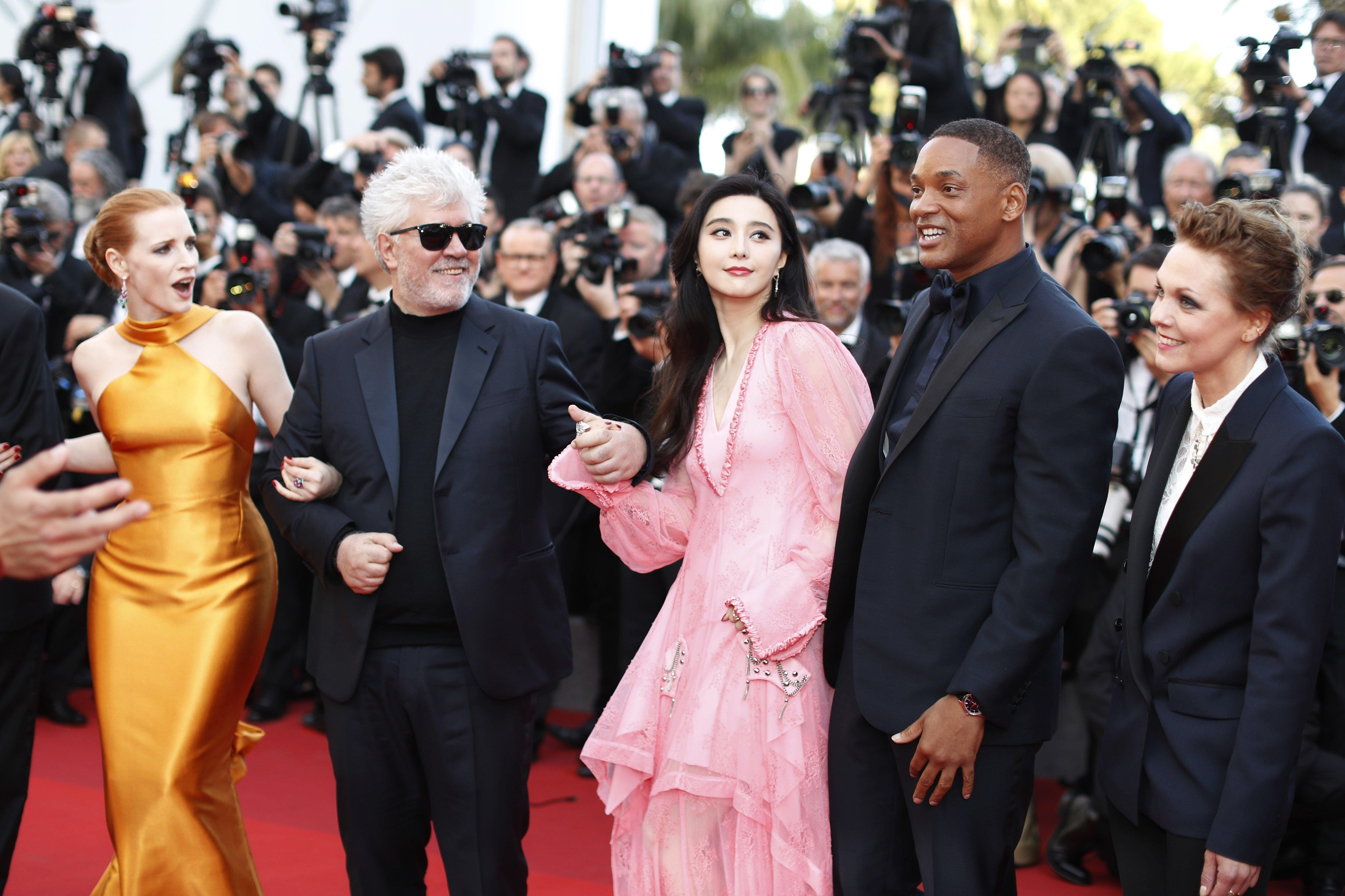 Cannes fetes itself with big birthday bash