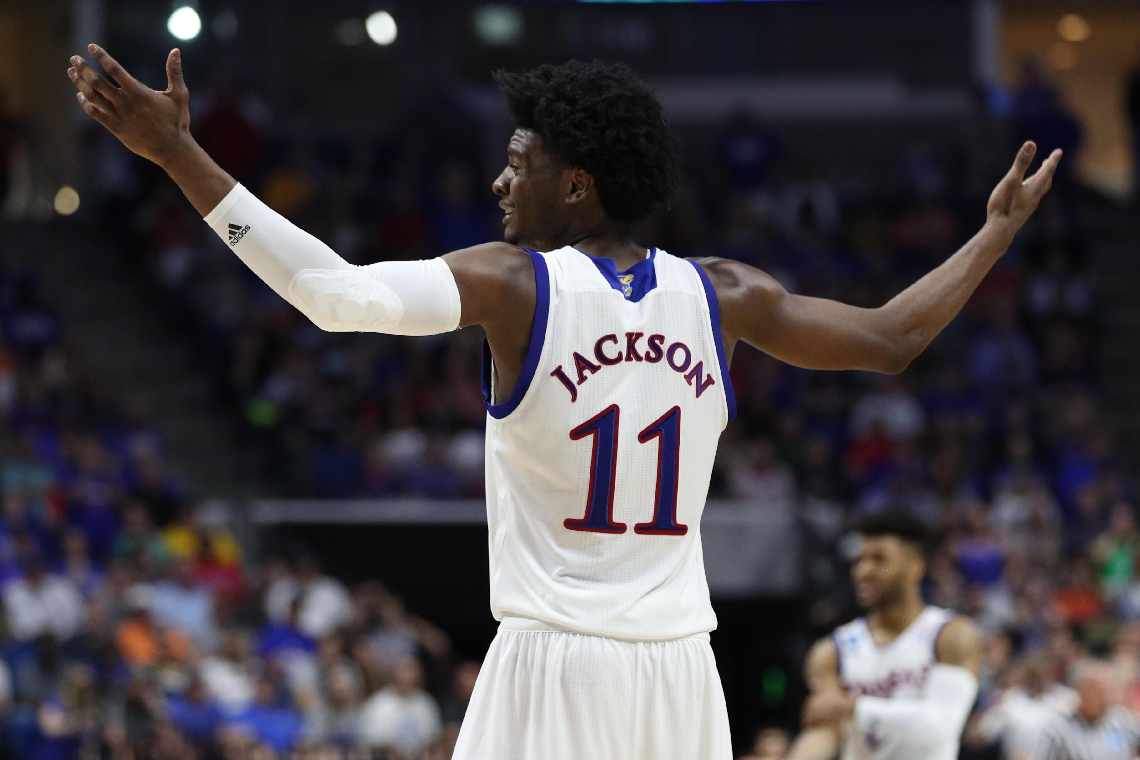 Could Suns pass over Josh Jackson in NBA draft because of off-court issue?