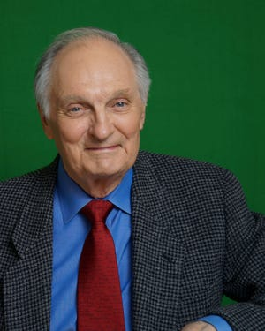 Alan Alda will do a Facebook Live video chat on June 6.