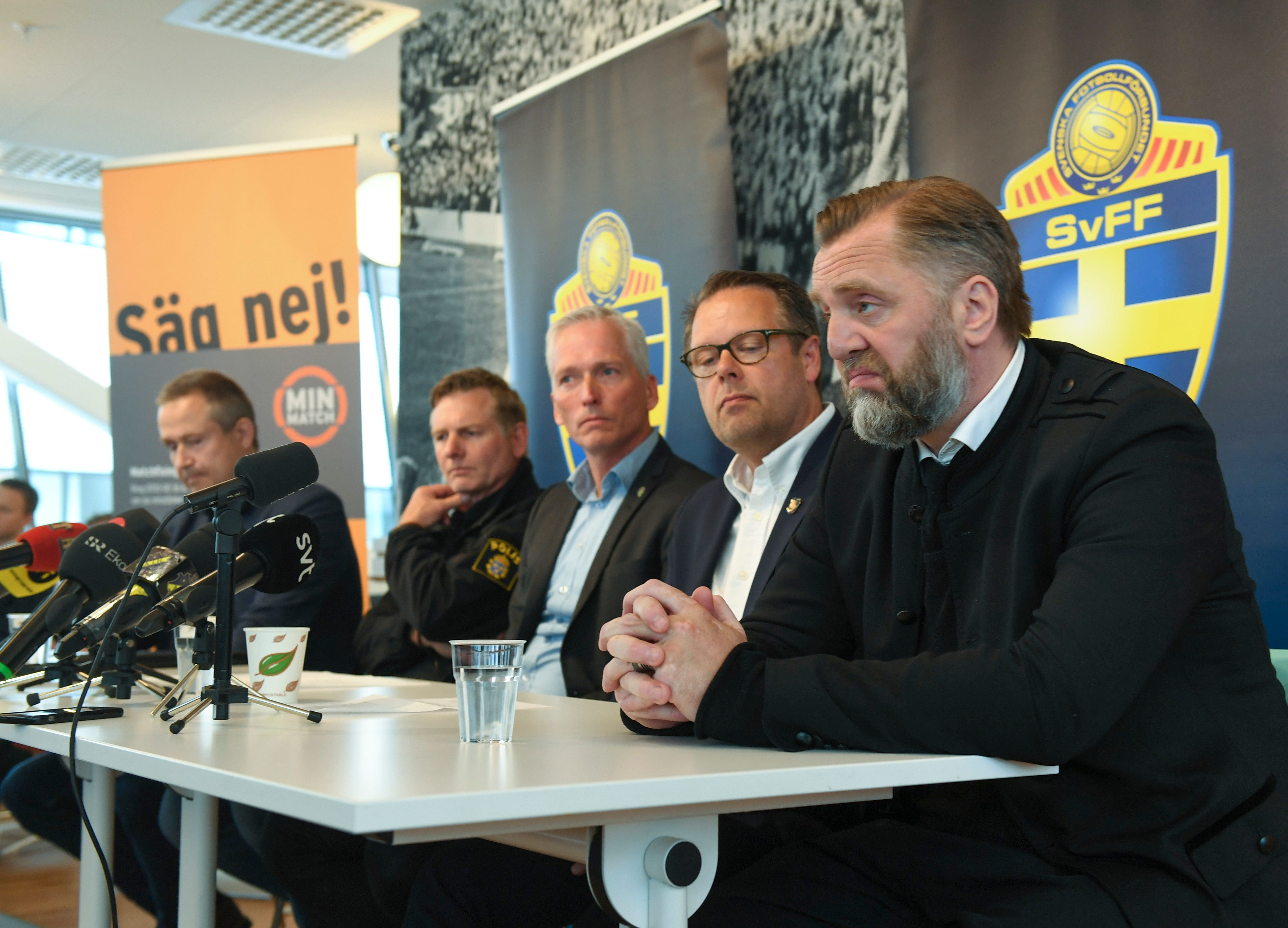 New date for Swedish soccer match targeted for fixing