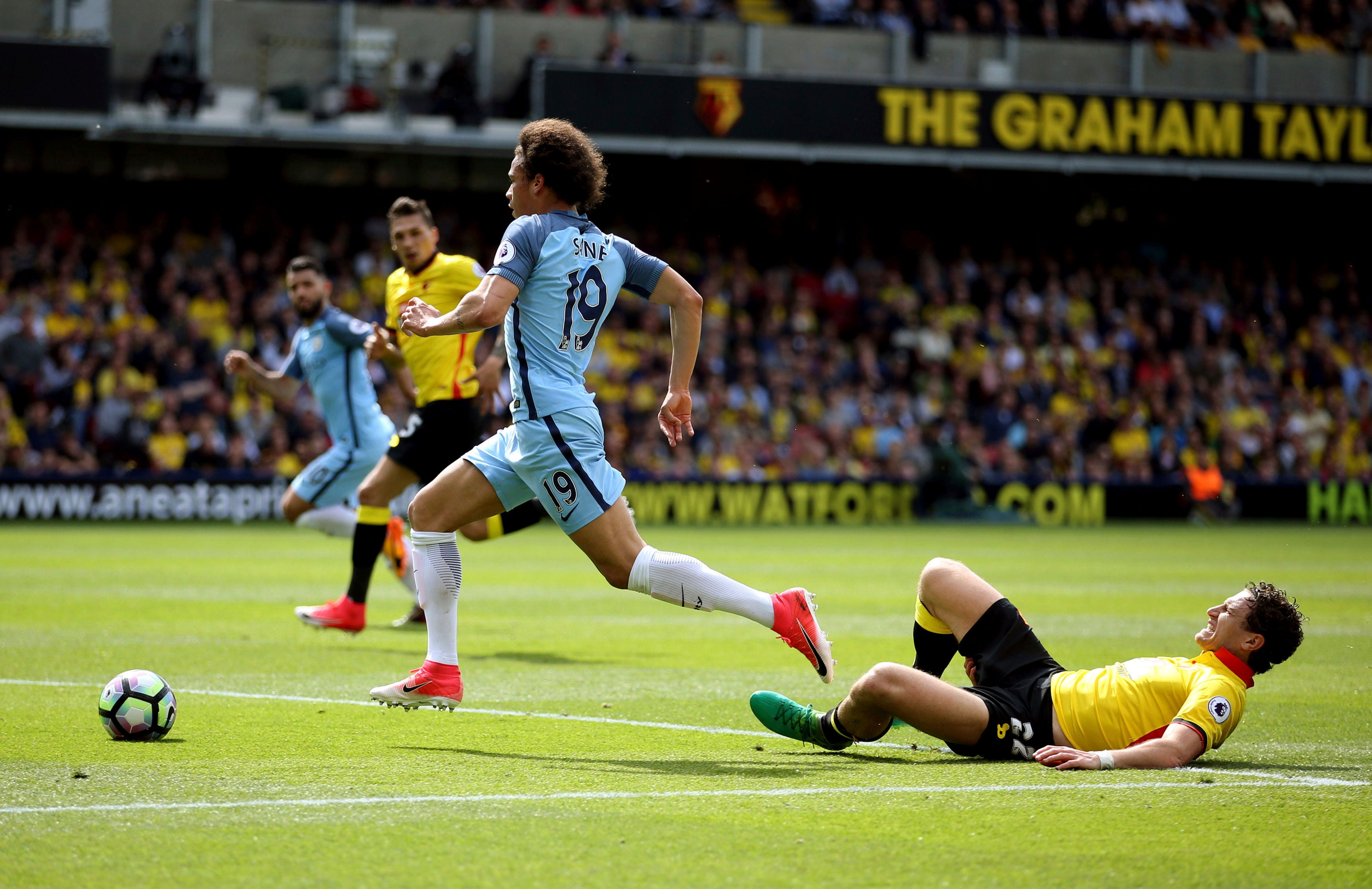 Leroy Sane pulls out of Germany's Confederations Cup squad