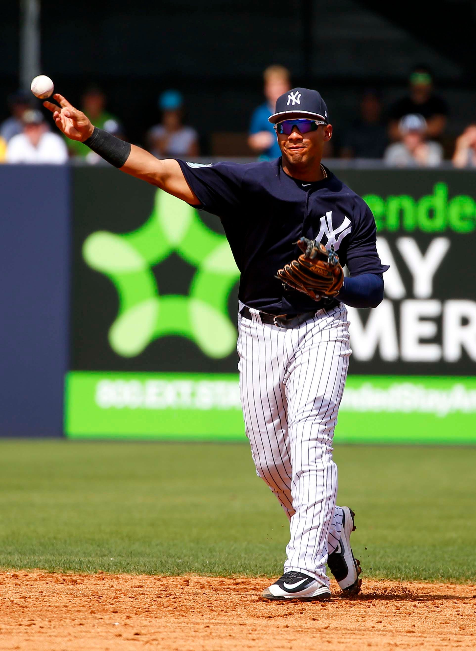 Klapisch: Who gets to NY first: Torres or Rosario?
