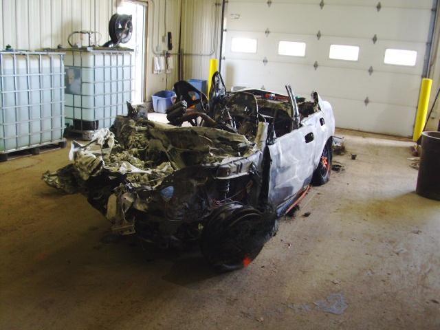1 of 3 survivors of crash that killed 5 leaves hospital
