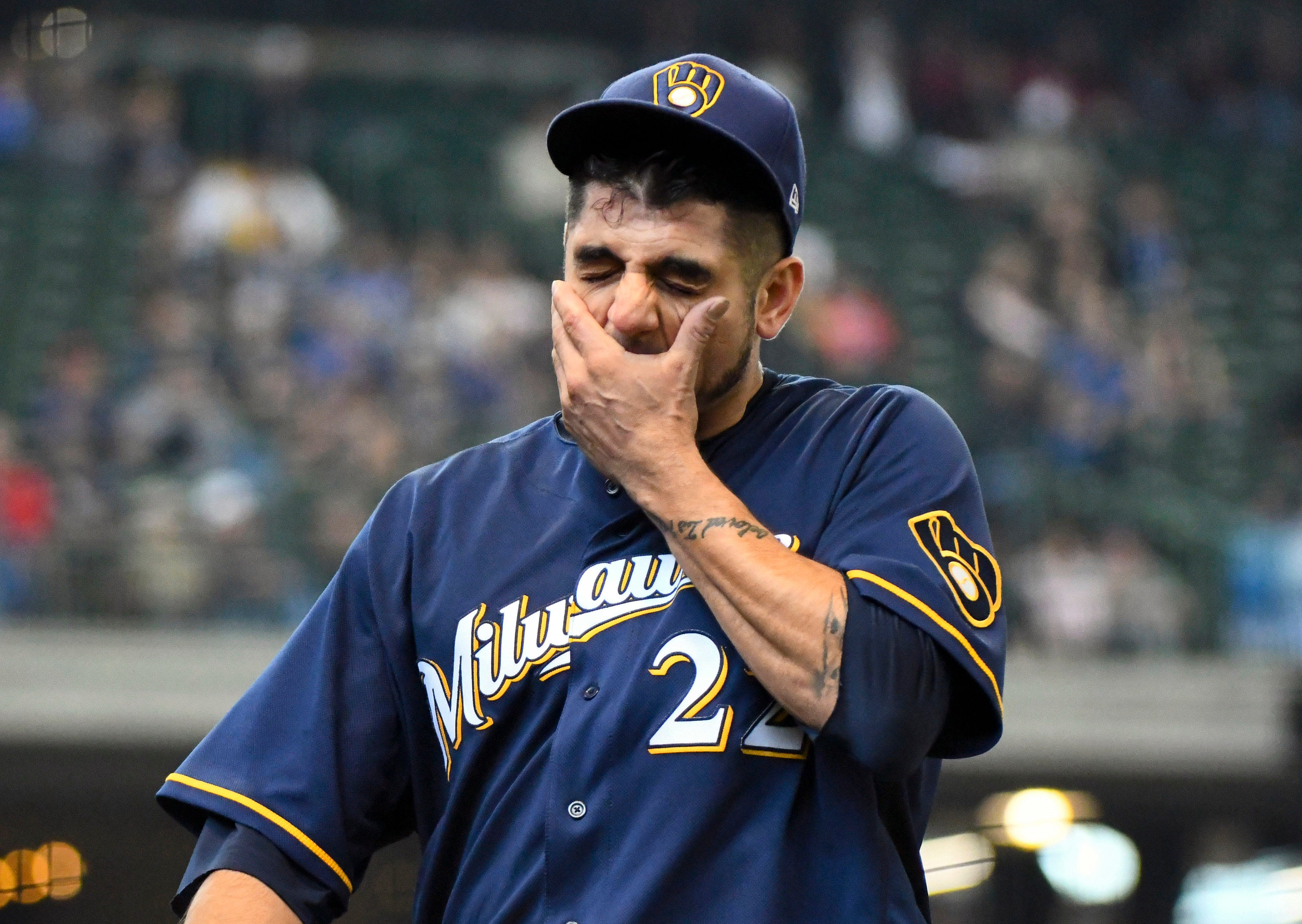Blue Jays 8, Brewers 4: Toronto uses long-ball barrage to sweep two-game series