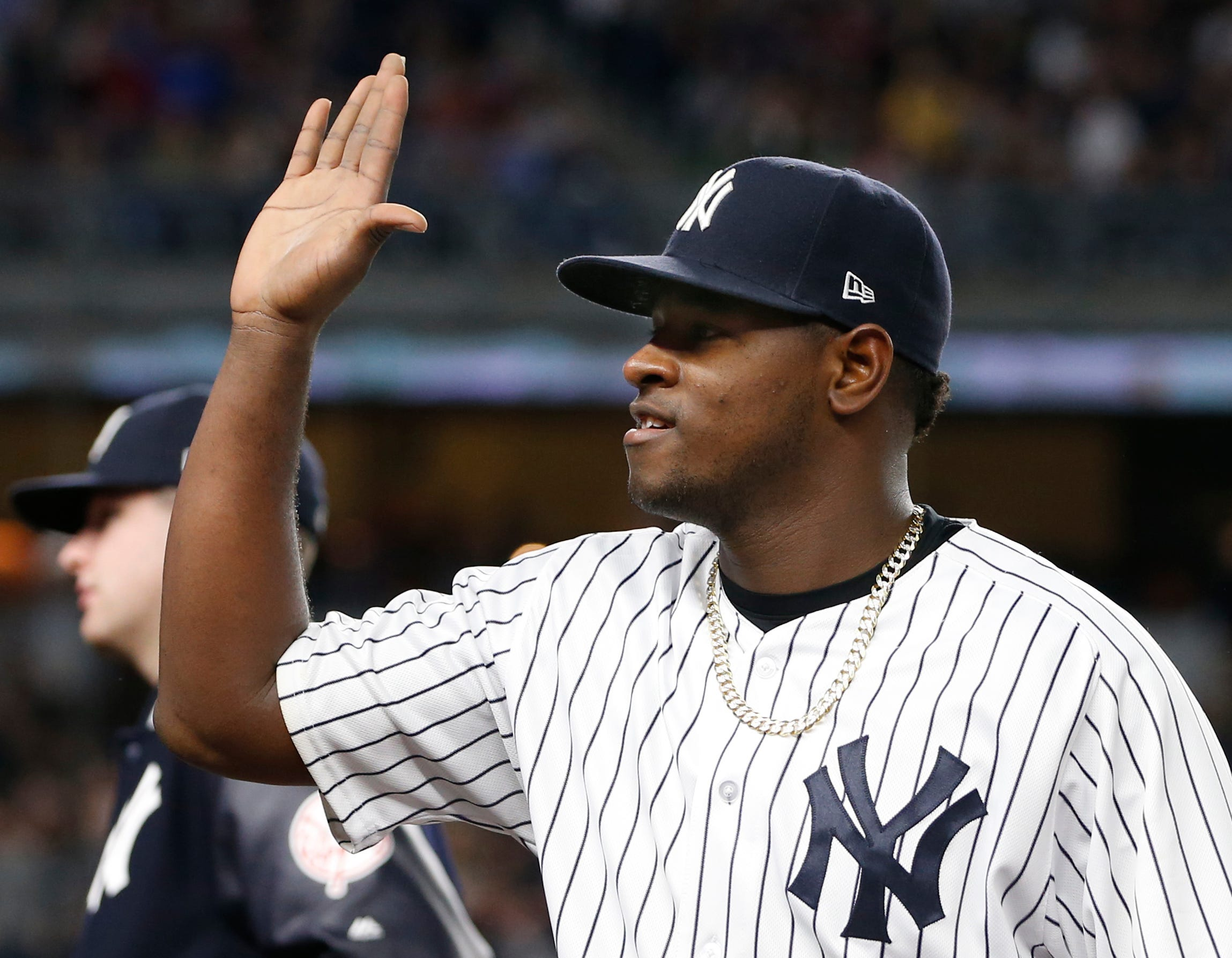 Yankees' Luis Severino now holding the ace card