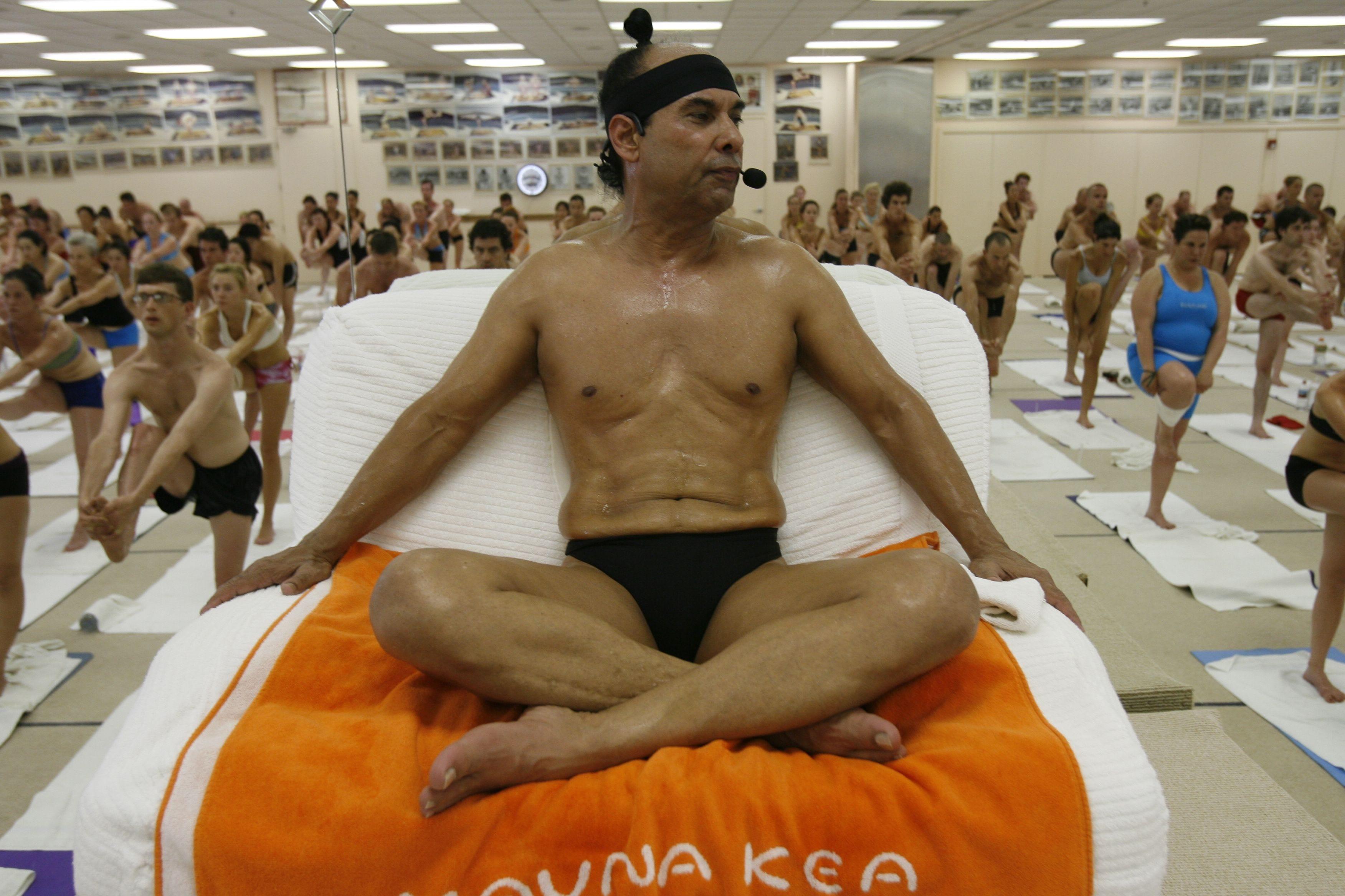 Calif Judge Issues Arrest Warrant For Hot Yoga Founder Bikram Choudhury Arizona News Newslocker