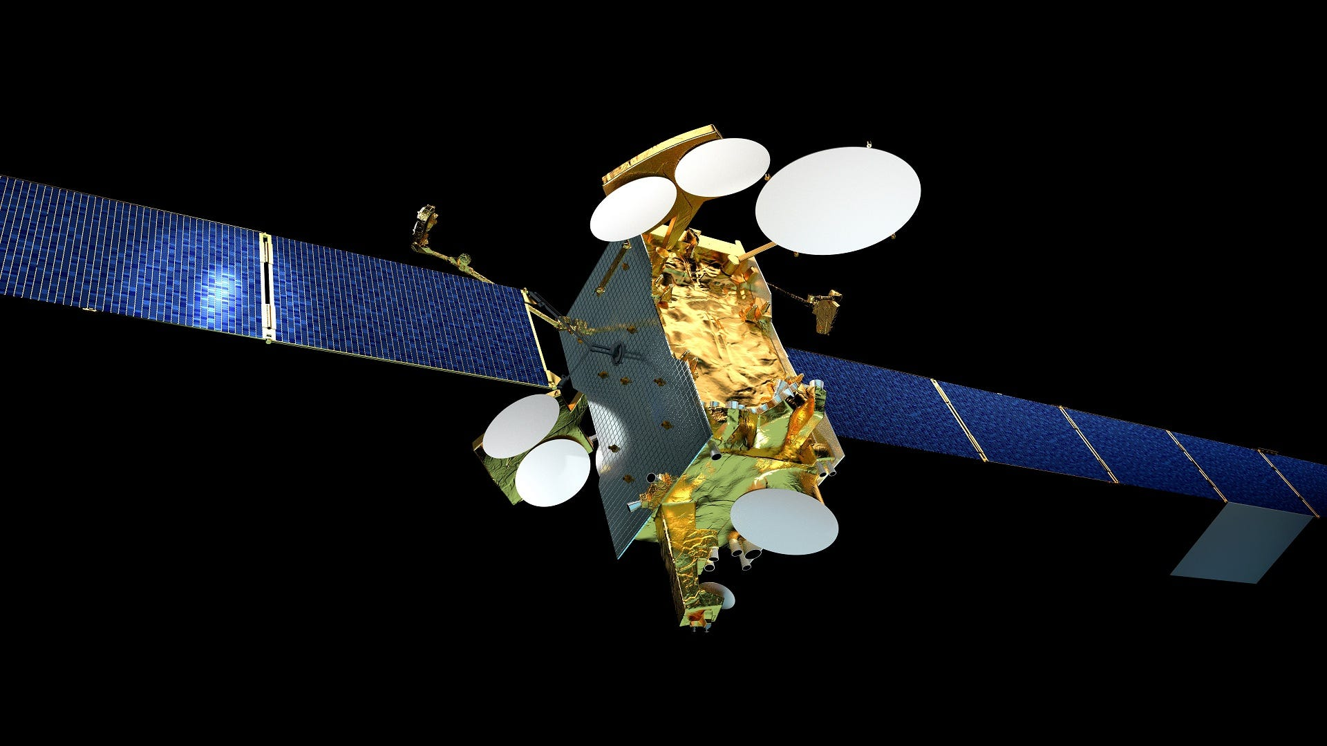 636314126479431260-SES-14-Airbus-Defence-and-Space UCF has role in NASA experiment on SES satellite