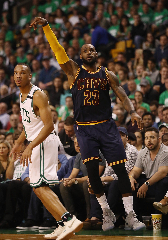LeBron James seeks his own legacy in face of Michael Jordan comparison