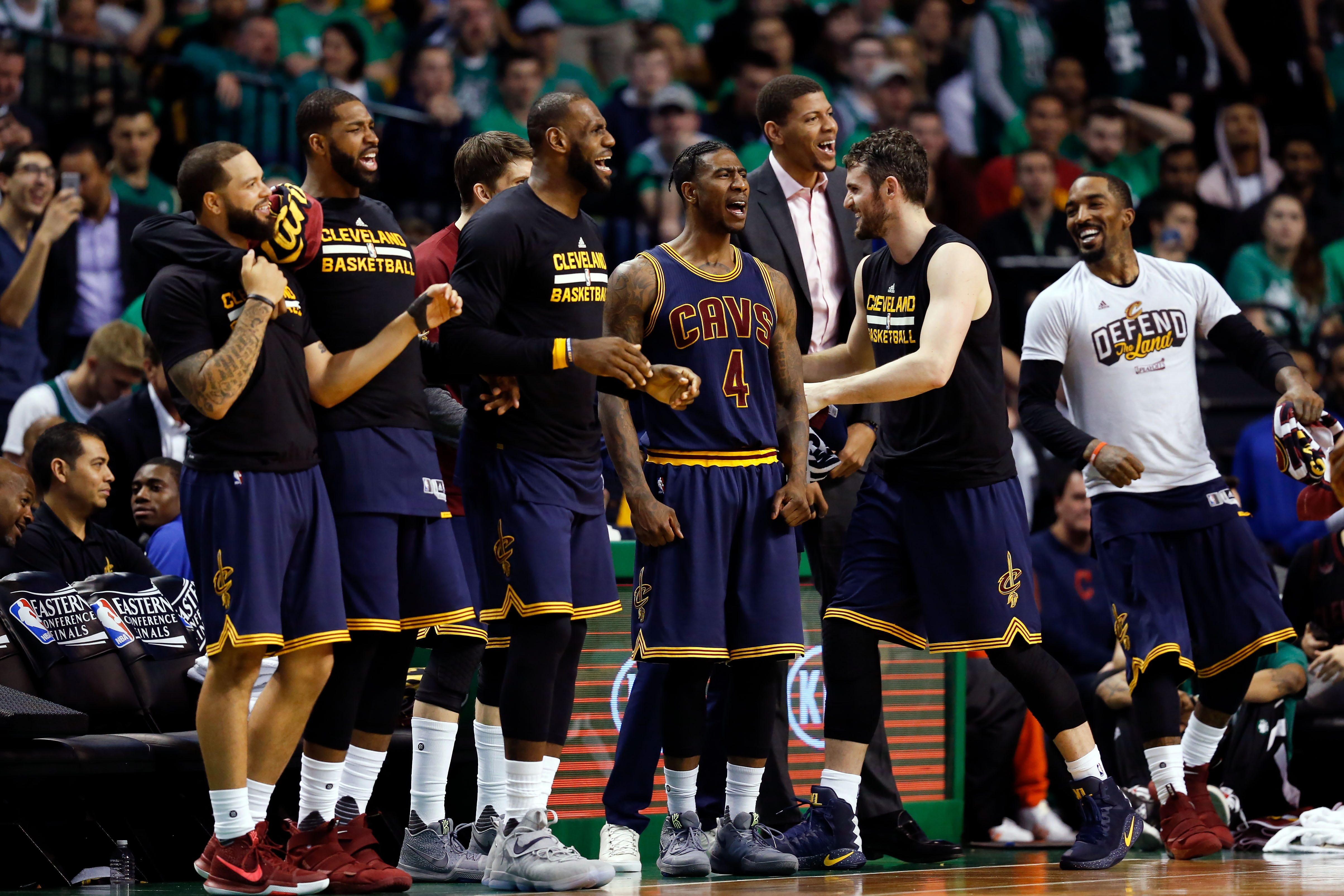 LeBron James says Warriors 'too stressful' as Ty Lue starts NBA Finals prep