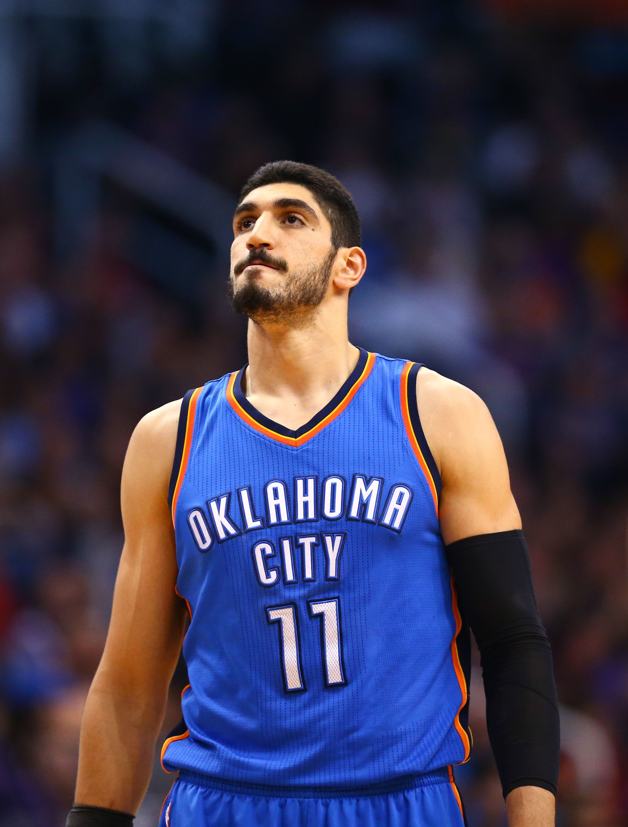 Report: Enes Kanter of Oklahoma City Thunder faces arrest warrant issued in Turkey