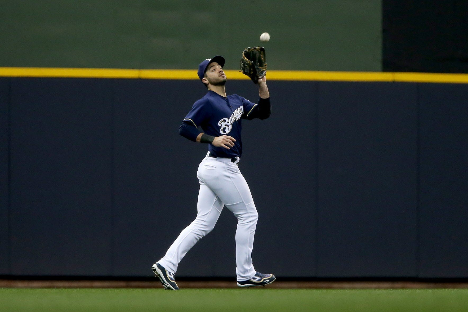 With Braun heading back to DL and a four-game losing streak, Brewers are facing adversity
