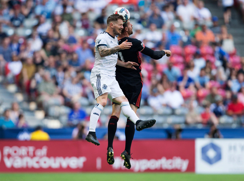 Neagle scores on penalty, DC United edges Whitecaps 1-0