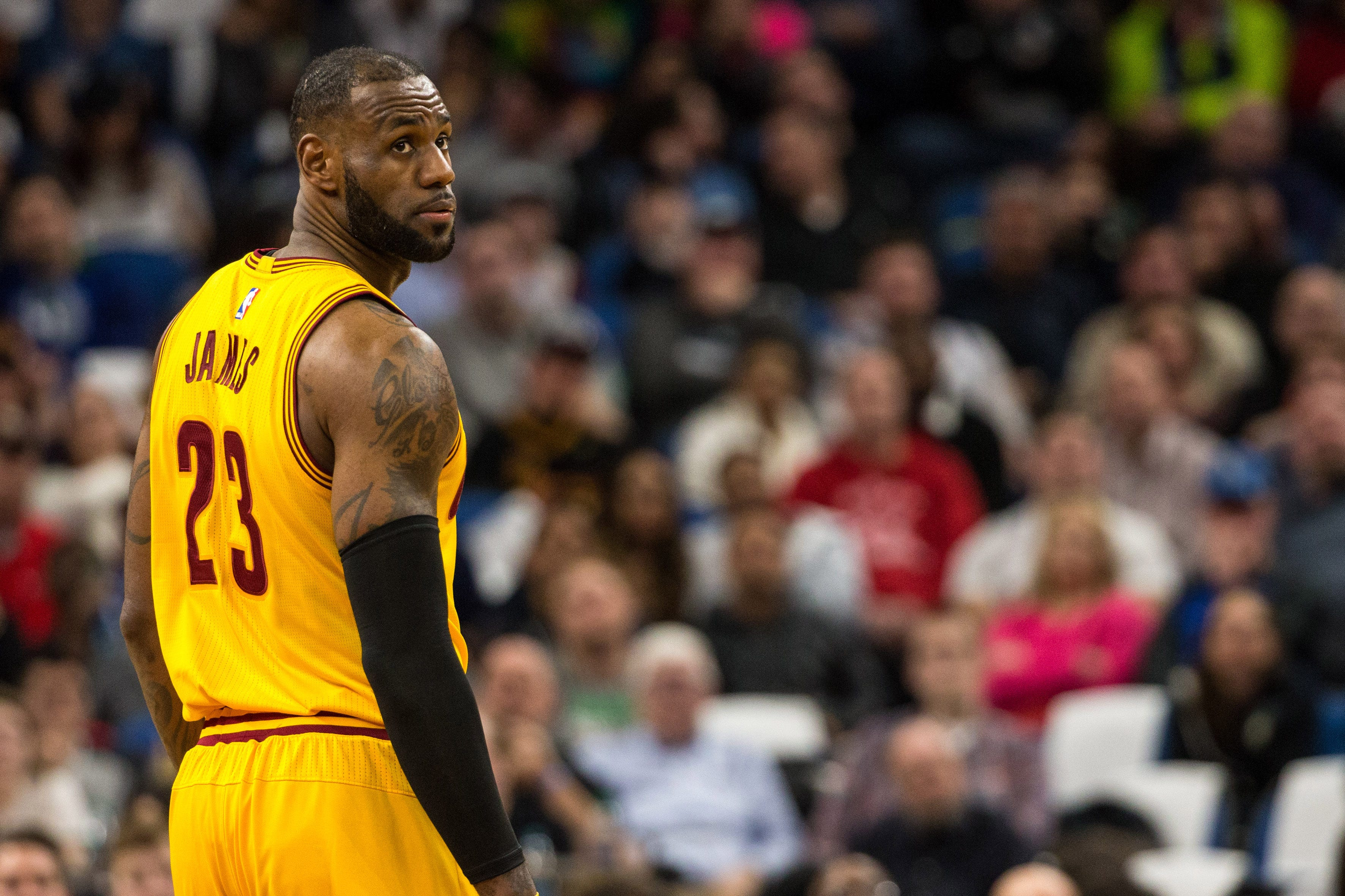 LeBron James feels 'very good' about Cavaliers' chances vs. Warriors