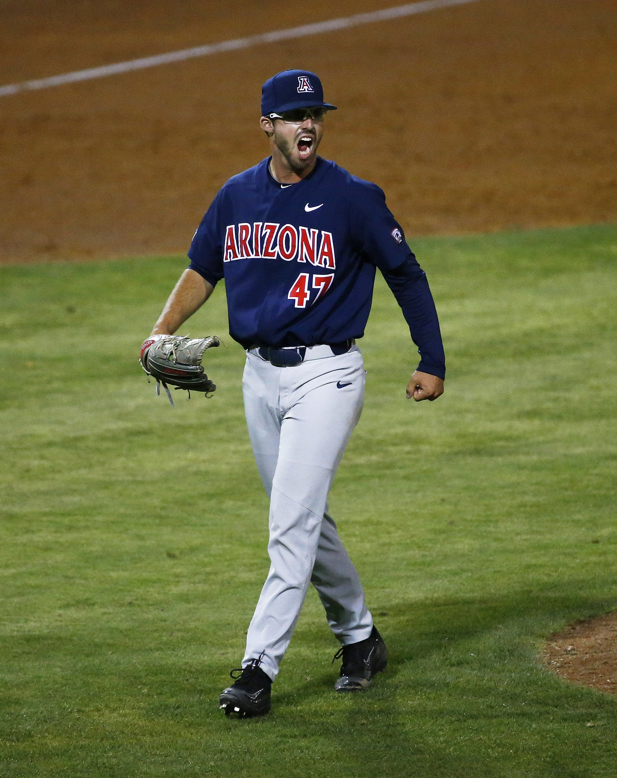 Arizonans still in 2017 NCAA Baseball Tournament