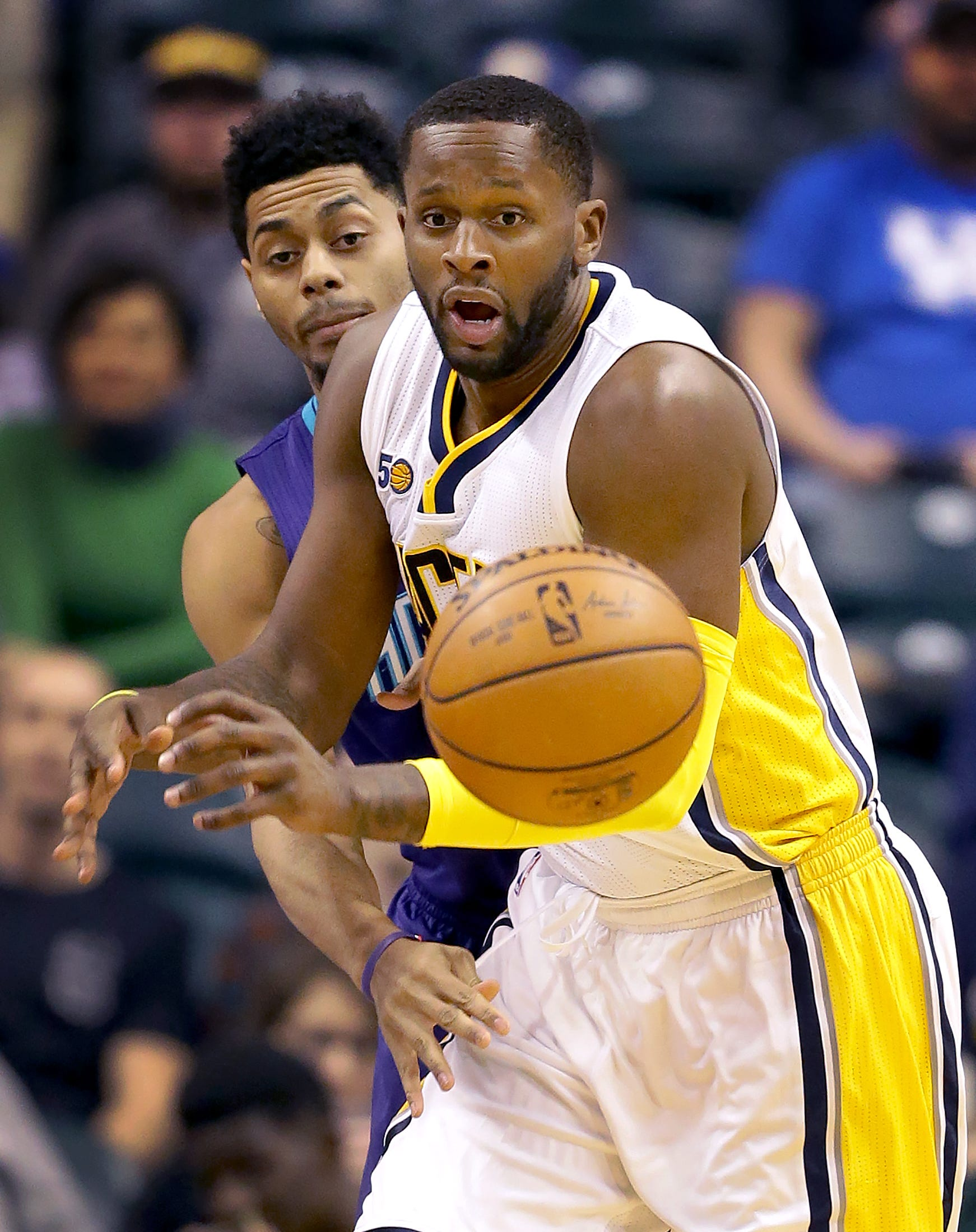 Pacers' C.J. Miles to opt out of contract