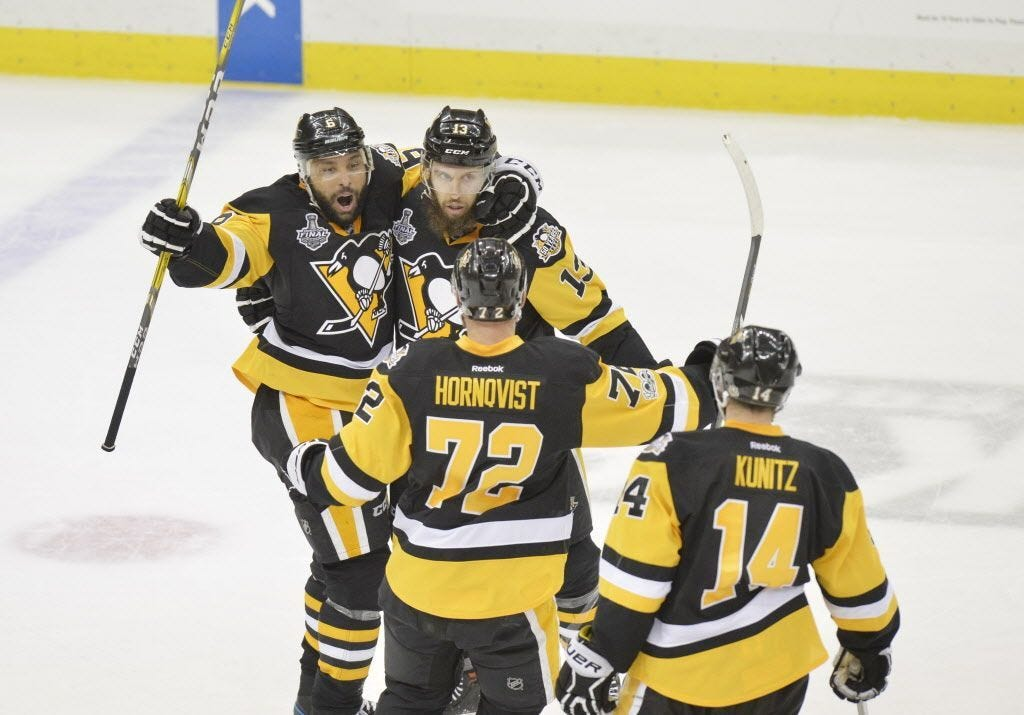 Despite win, Penguins not satisfied with play in Game 1 of Stanley Cup Final