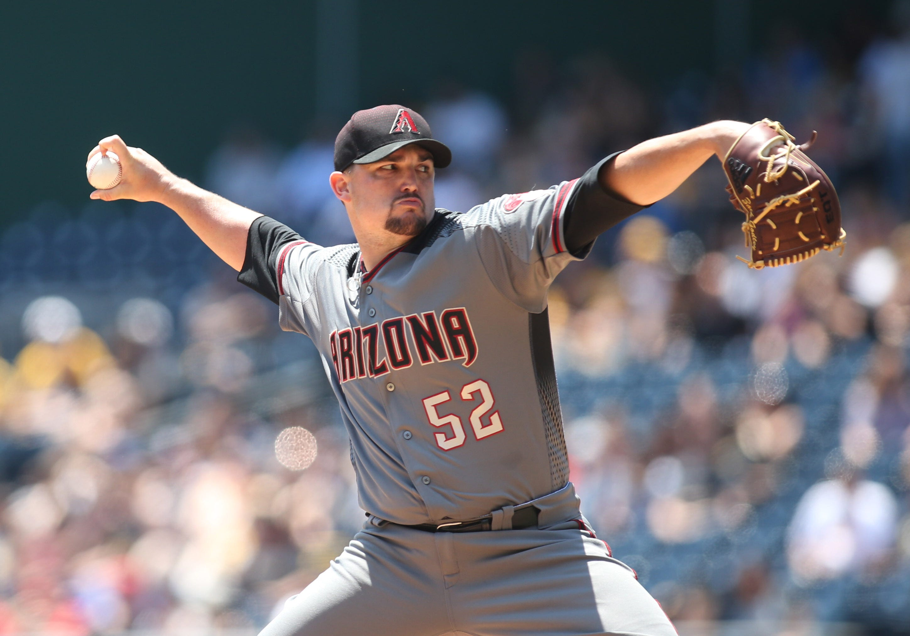 Diamondbacks game day: Zack Godley to start Saturday against the Brewers