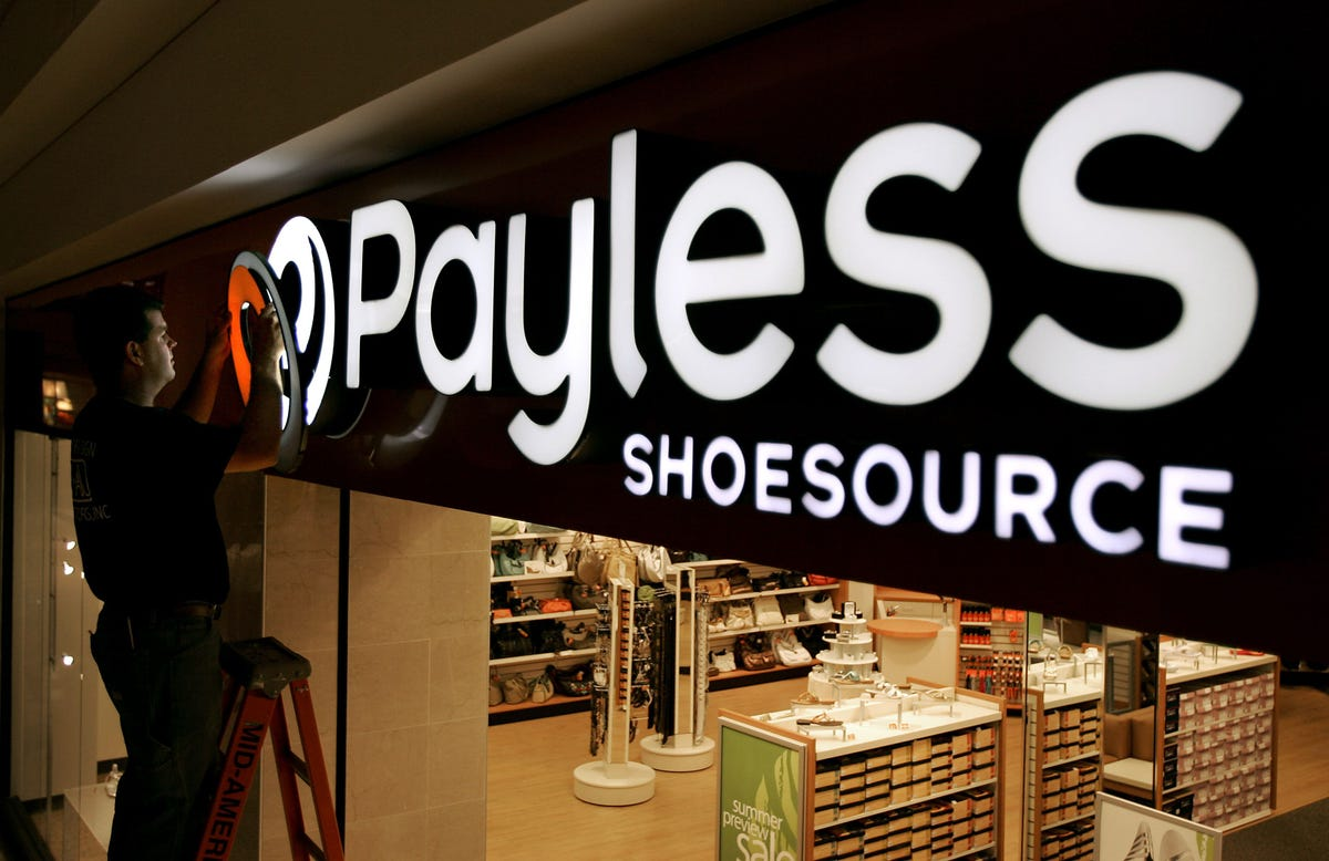 Payless ShoeSource: Discount shoe retailer to close more