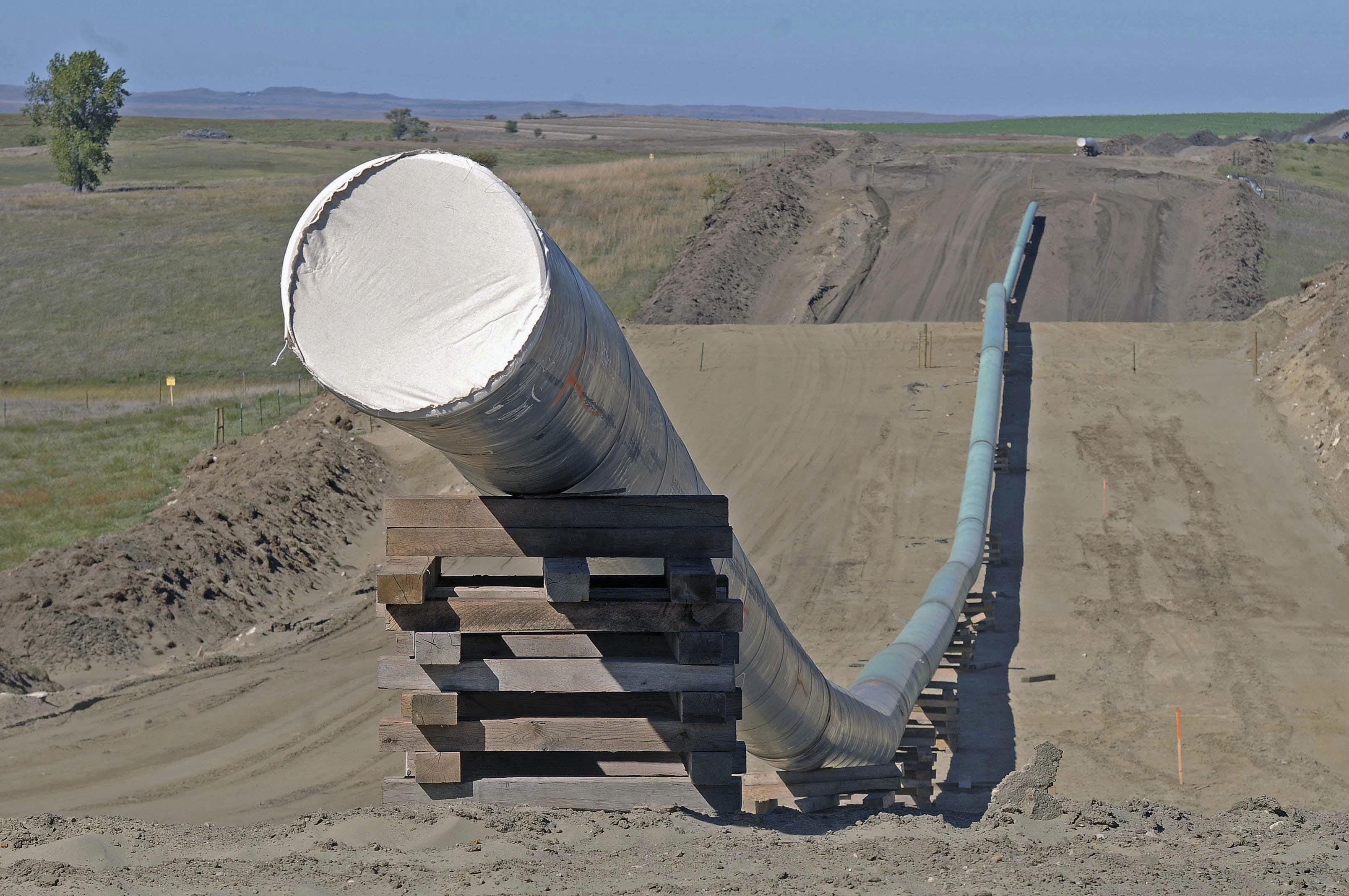 Judge: Dakota Access line can stay open pending Corps review 2