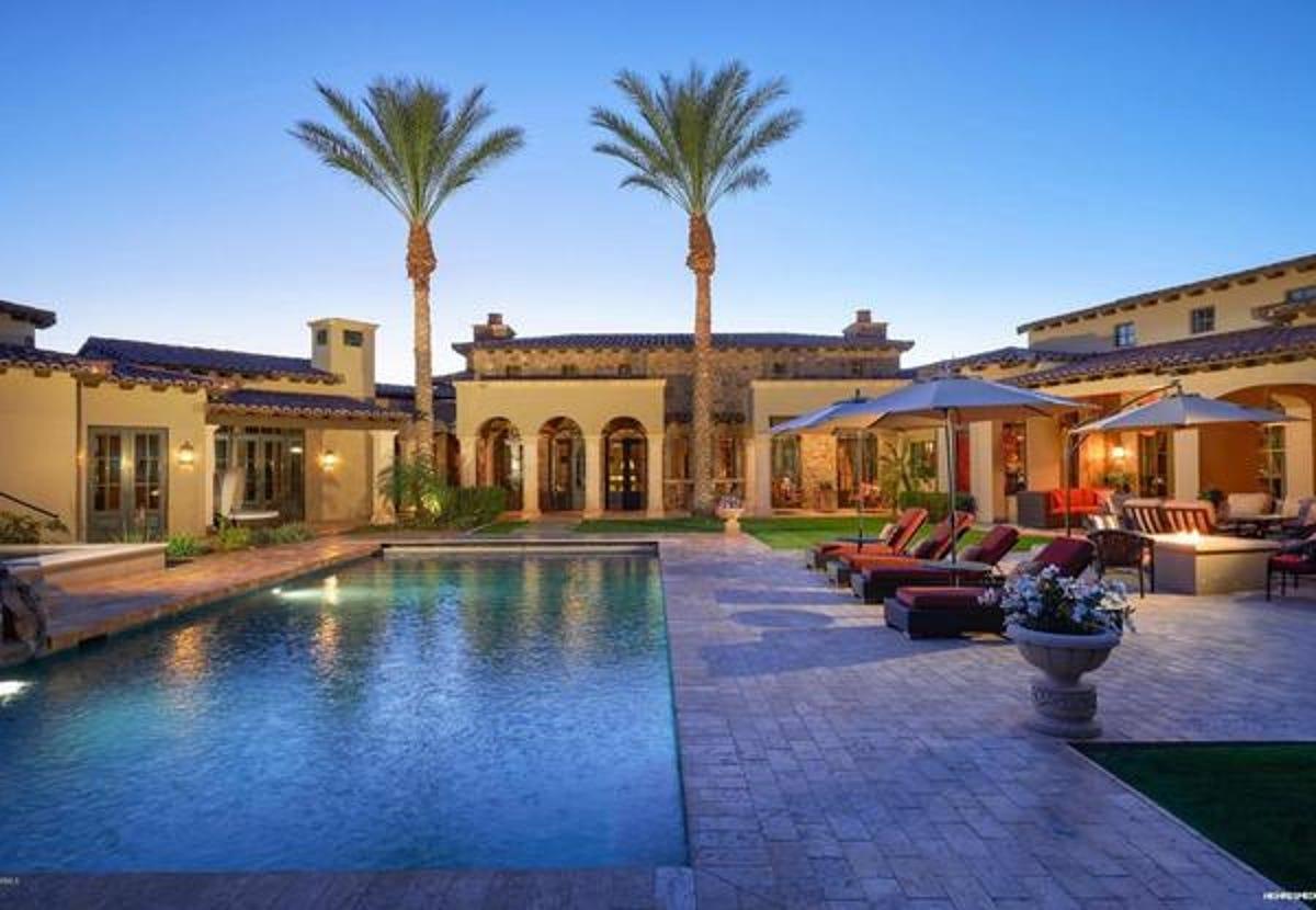 Luxury homes: Cardinals linebacker buys custom $2 9M PV home