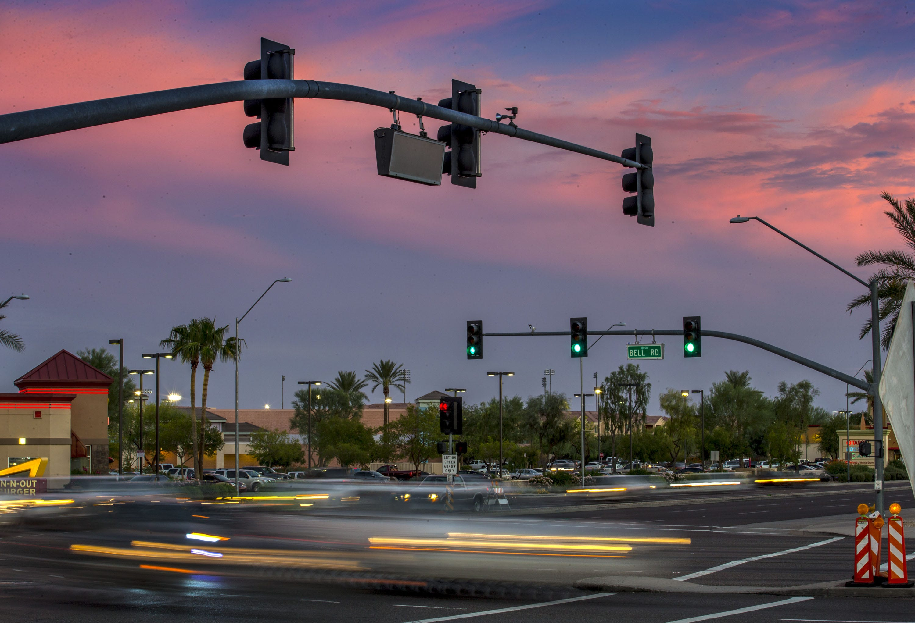 Glendale police release list of top 10 most dangerous intersections