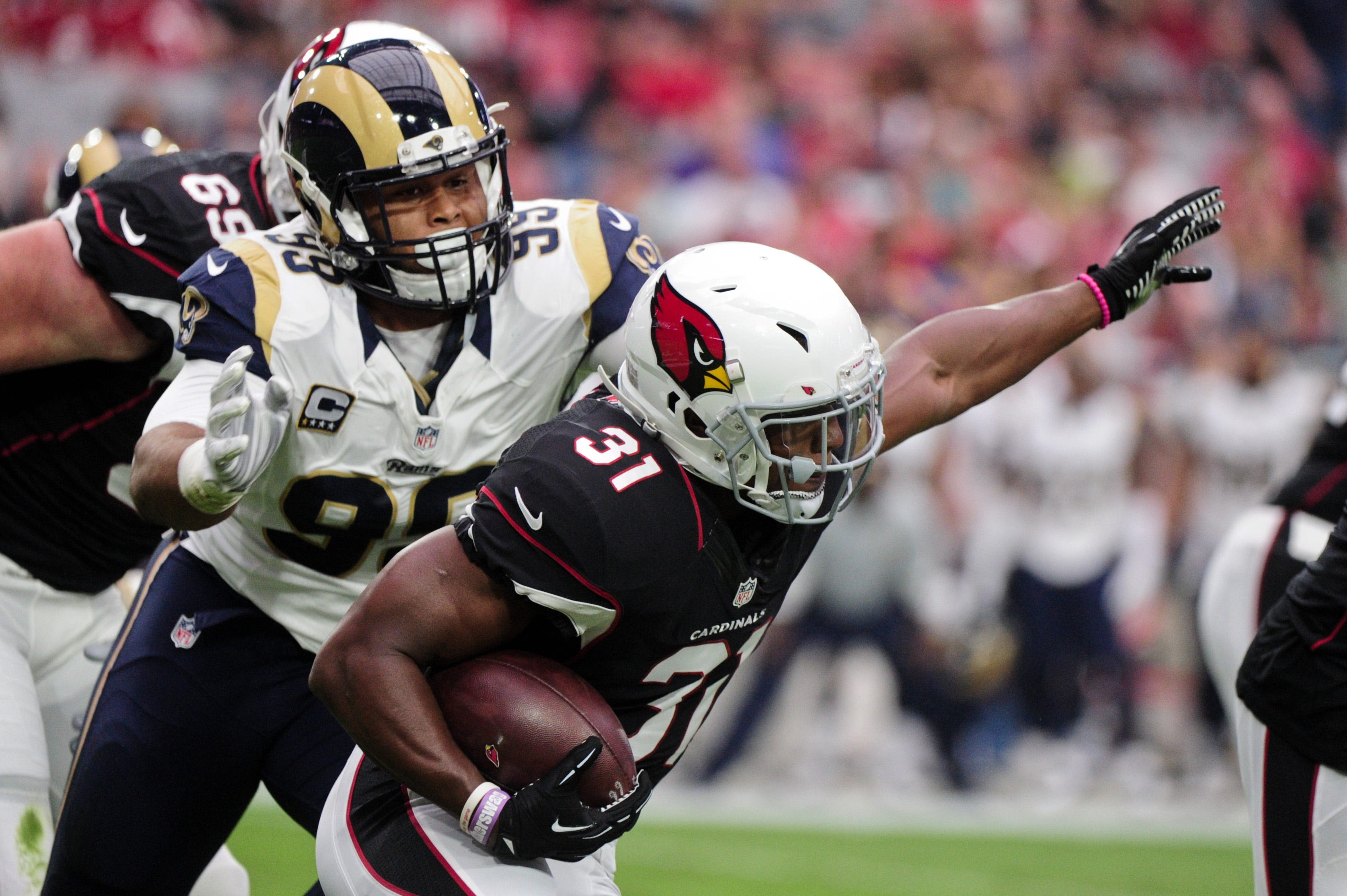 Arizona Cardinals' NFC West rivals work through eventful offseason