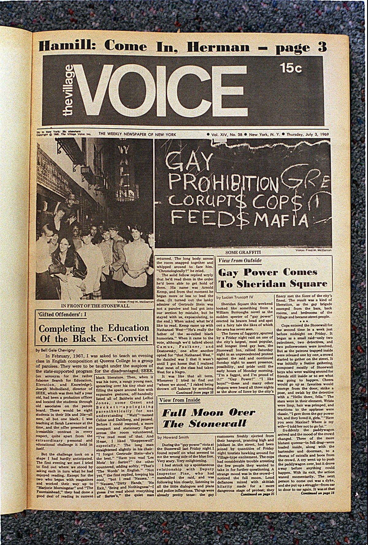 Why is LGBT Pride Month in June?