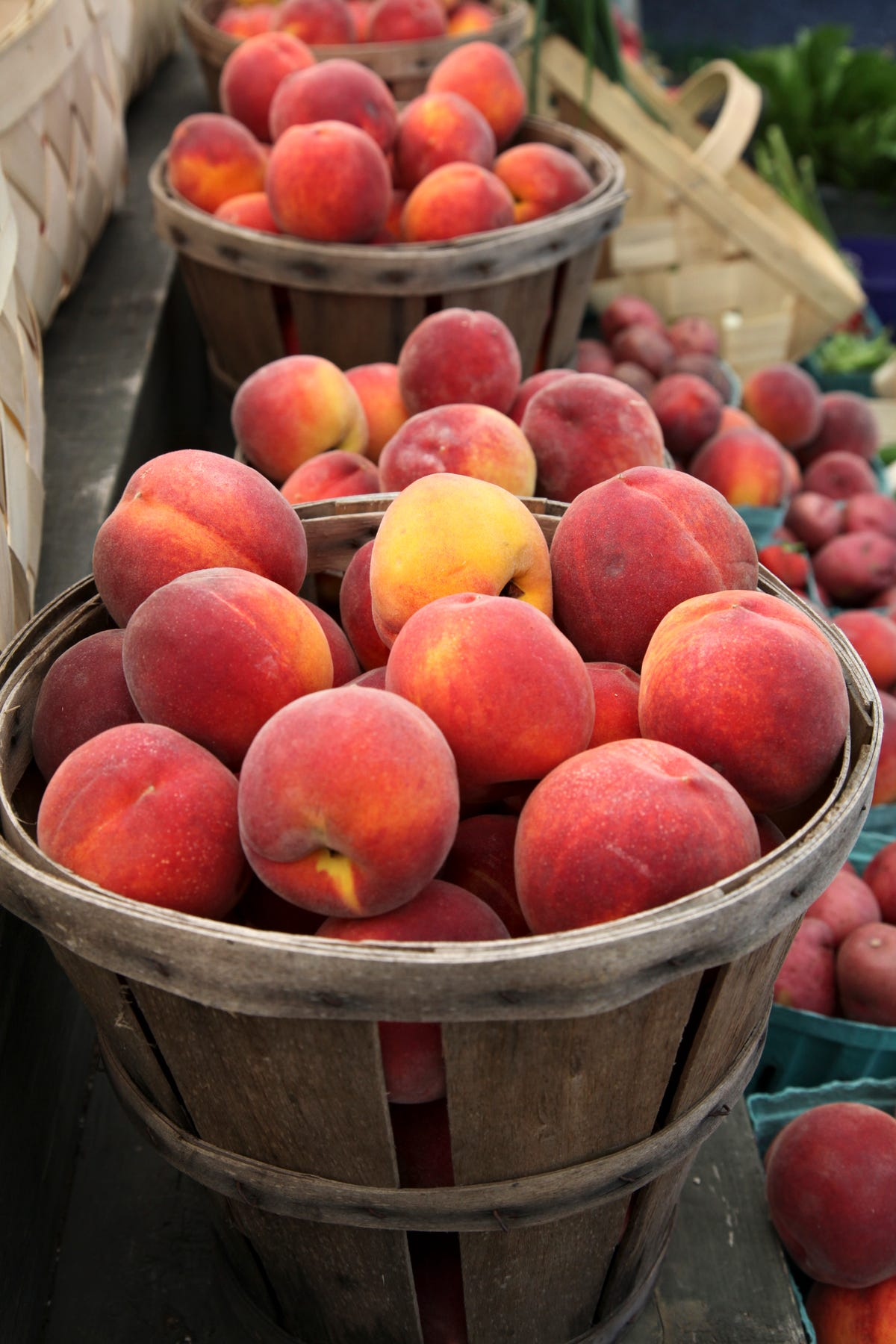 Tree-Ripe says it will have fewer peaches for Wisconsin