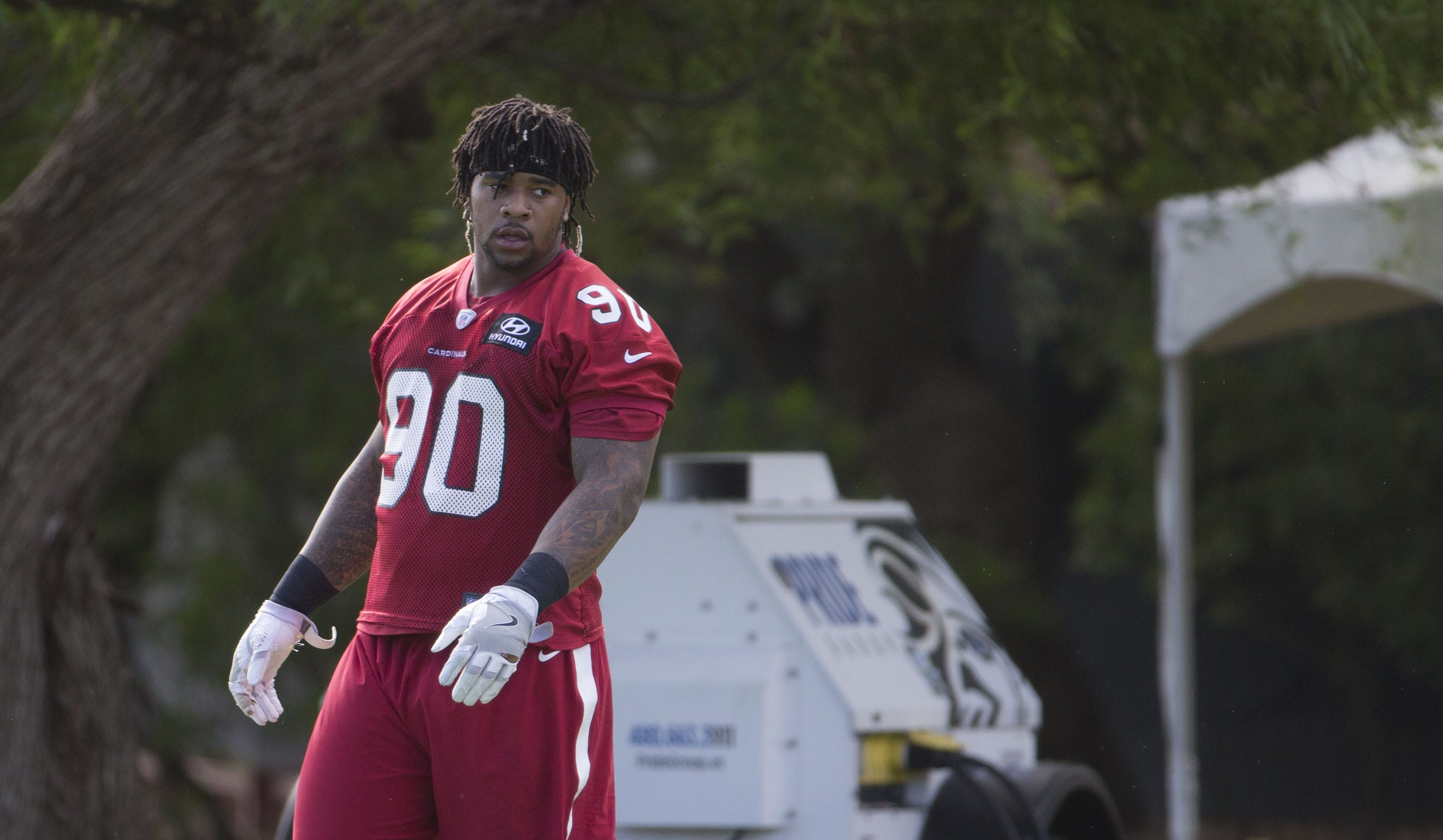 Bickley: Cardinals' Robert Nkemdiche learning what it means to be a pro